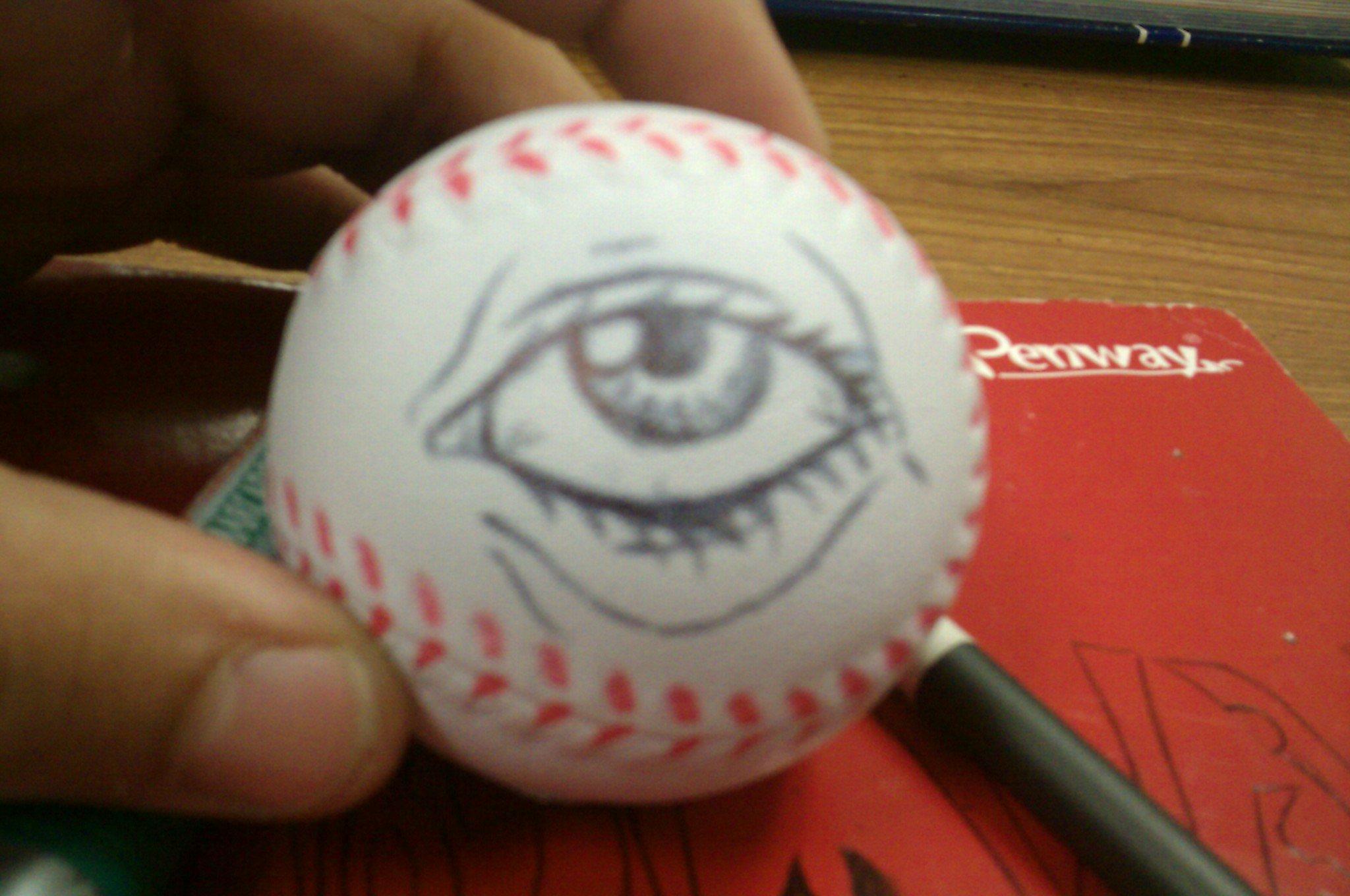 keep your eye on the ball