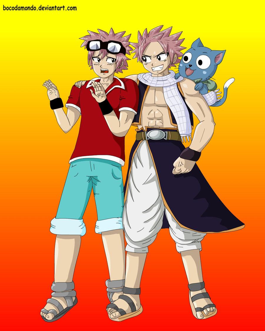 Natsu and Natsu