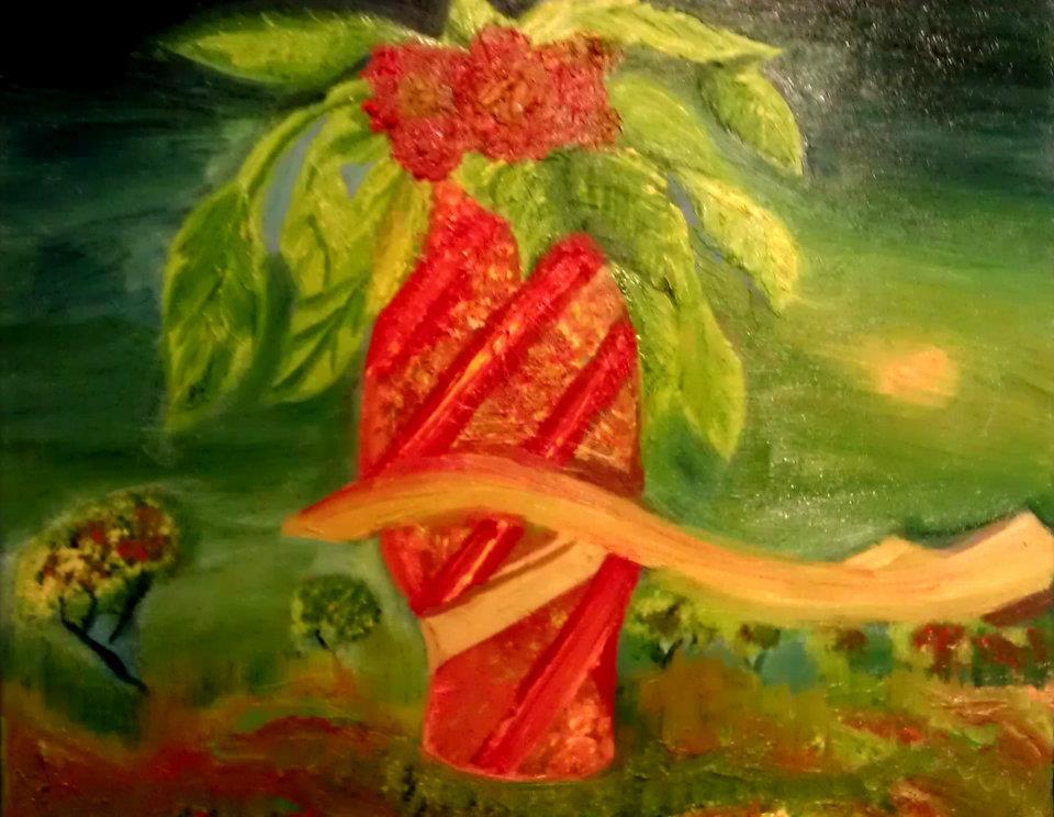 Vase Entangled 2