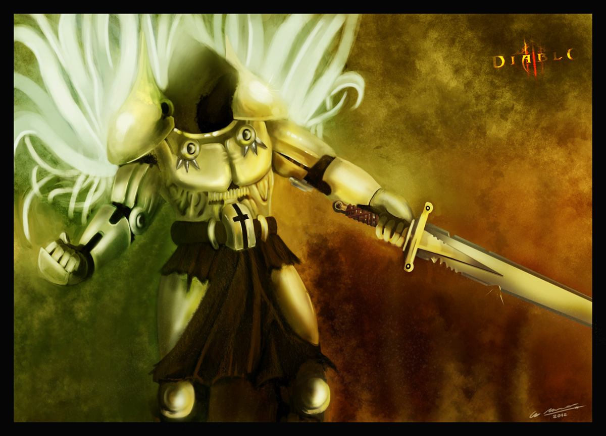 Tyreal Angel of Justice