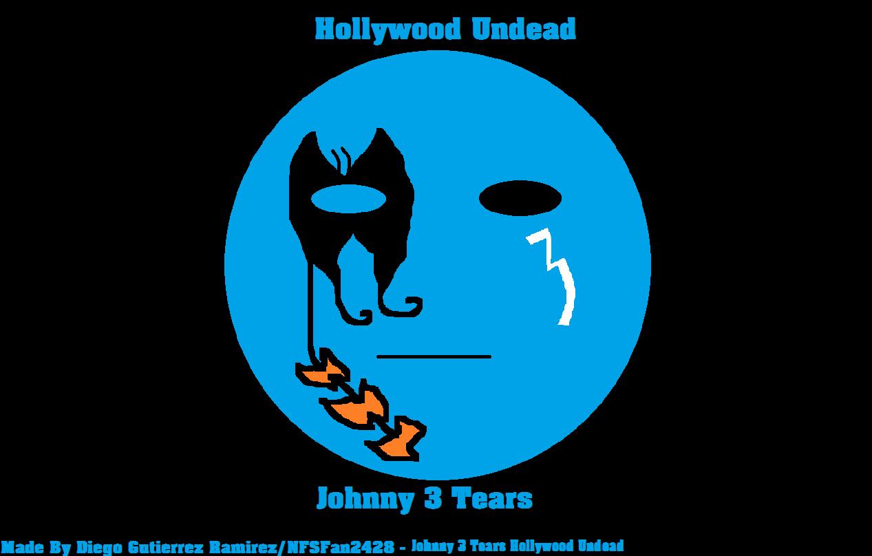 Johnny 3 Tears H.U. Old Mask