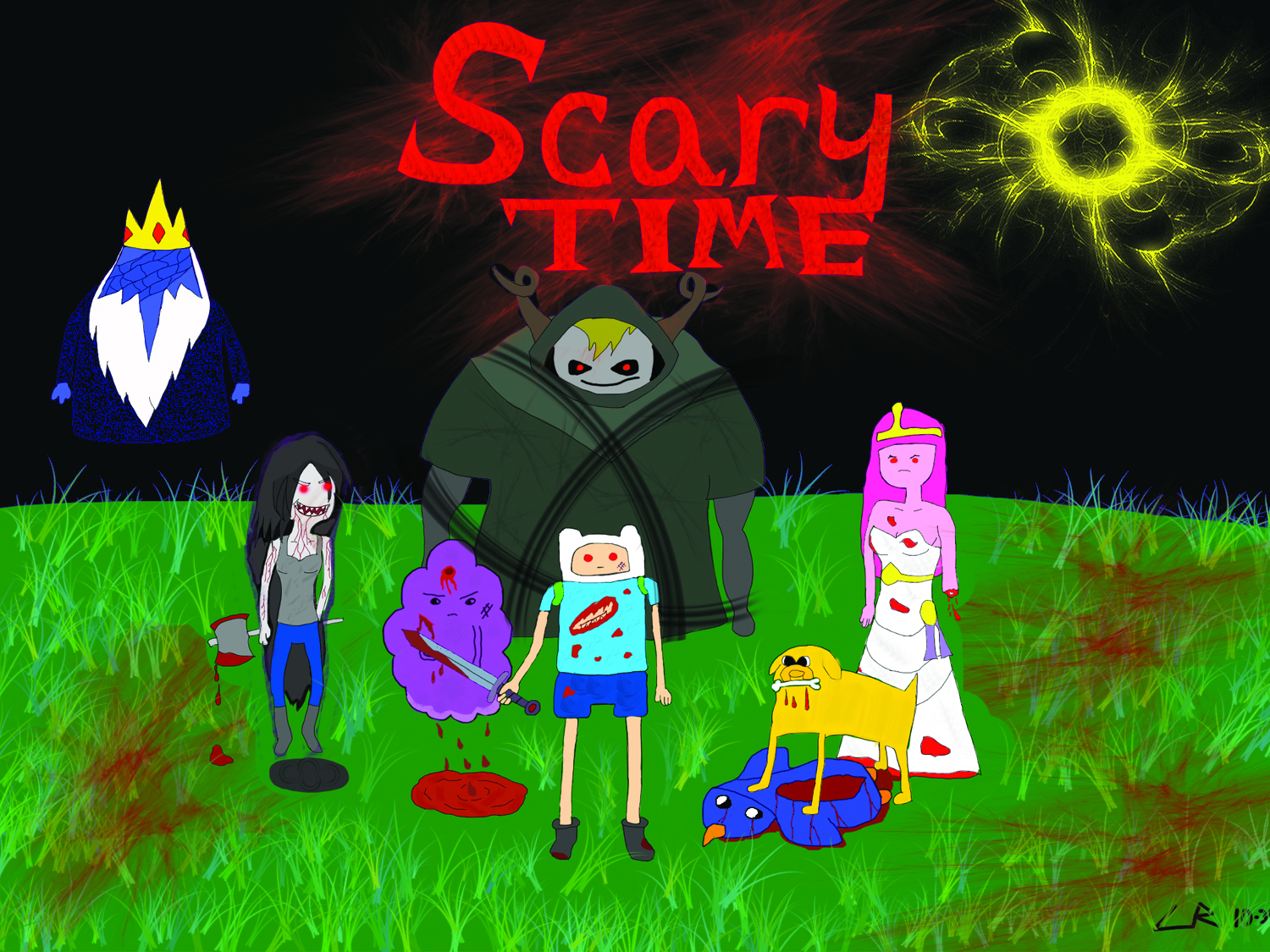Scarytime