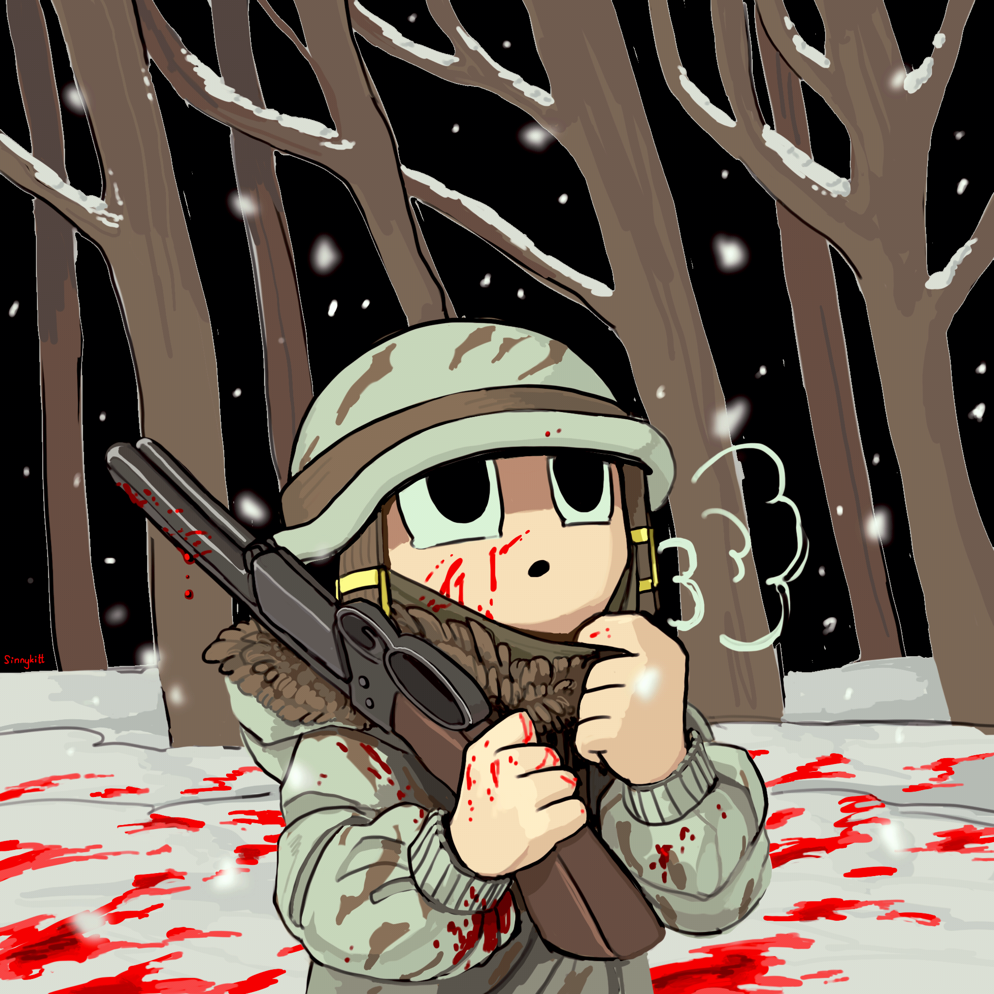 Snowsoldier
