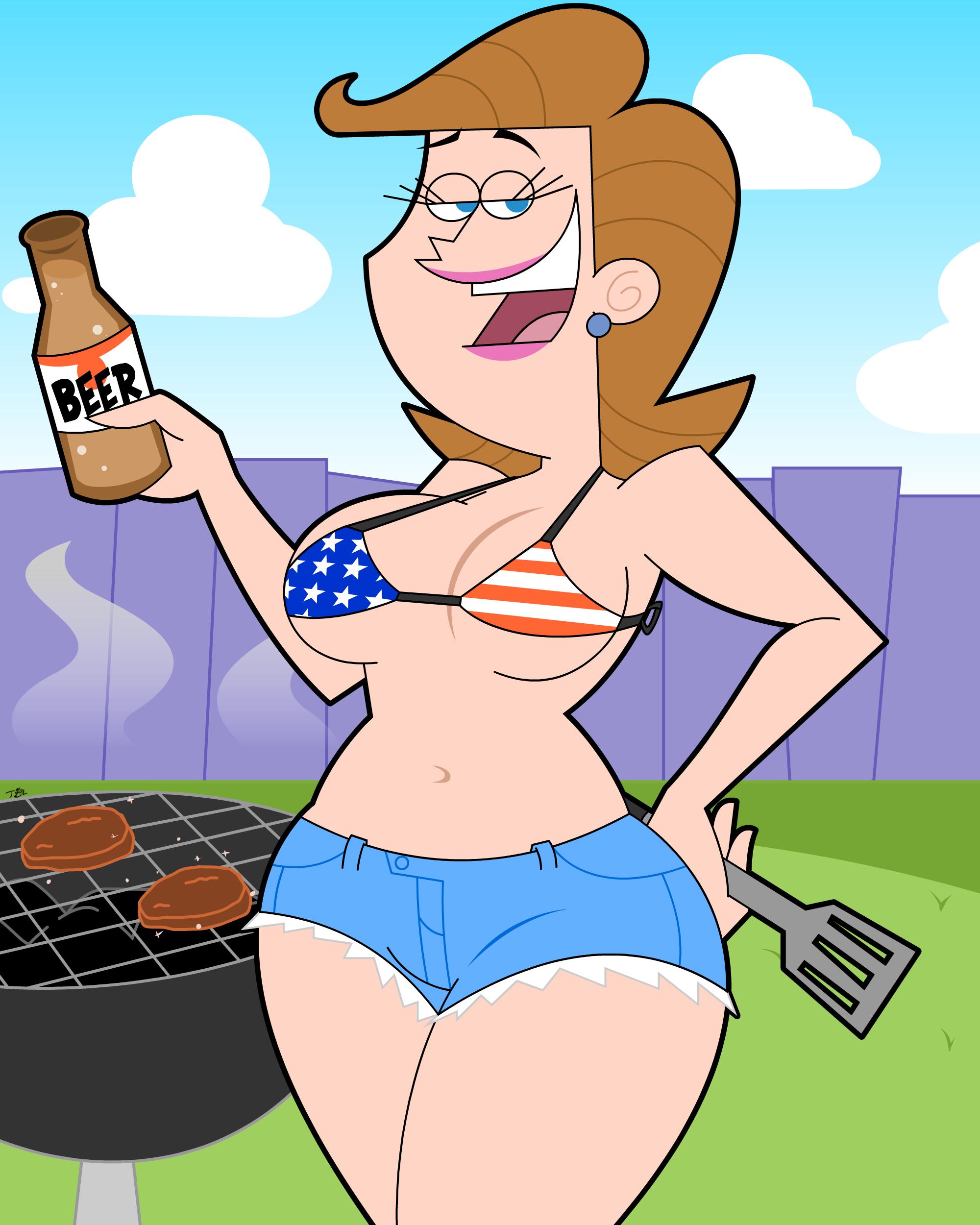 Mrs. Turner's 4th of July BBQ