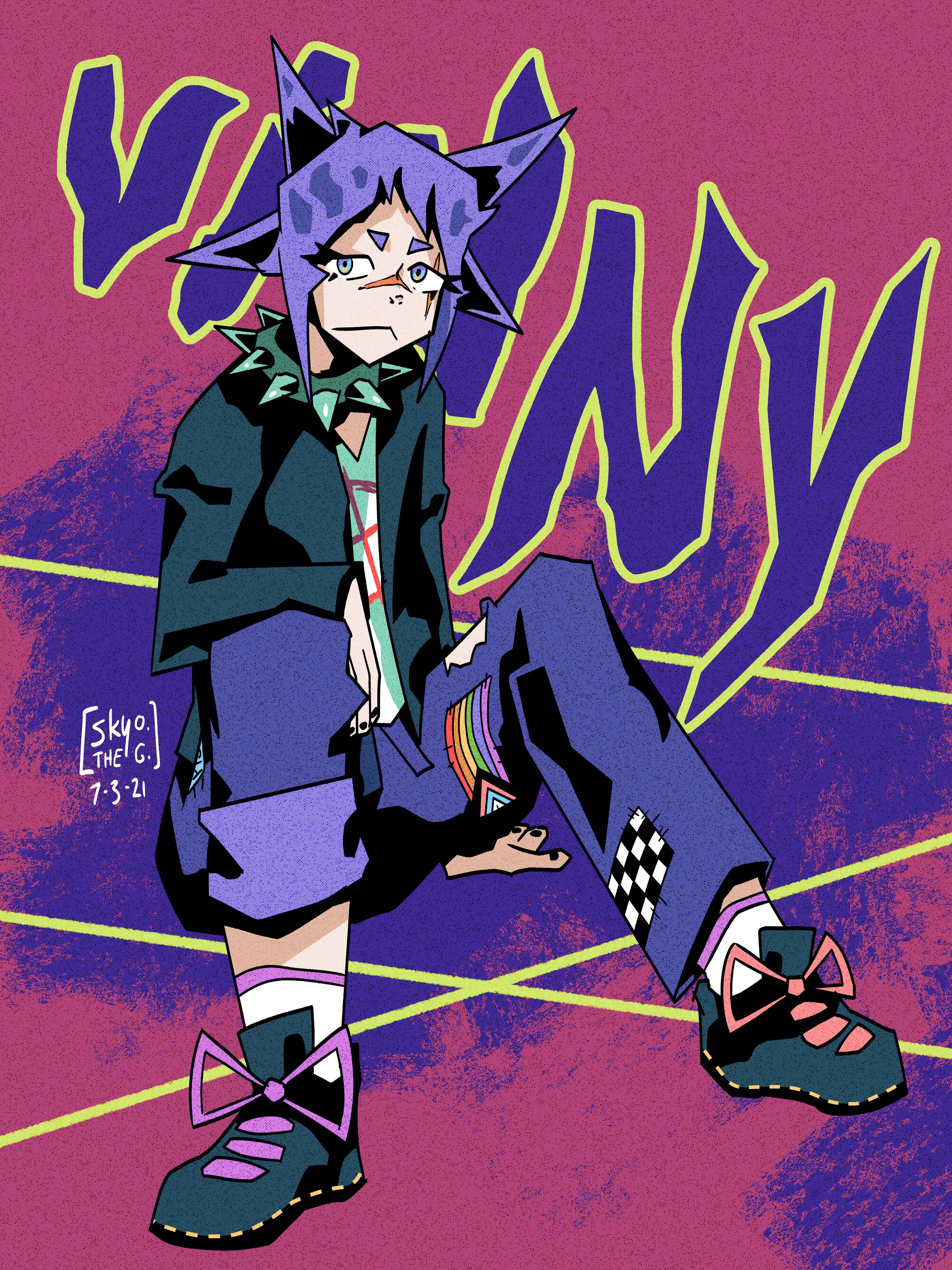 [Artfight 2021] Vinny!