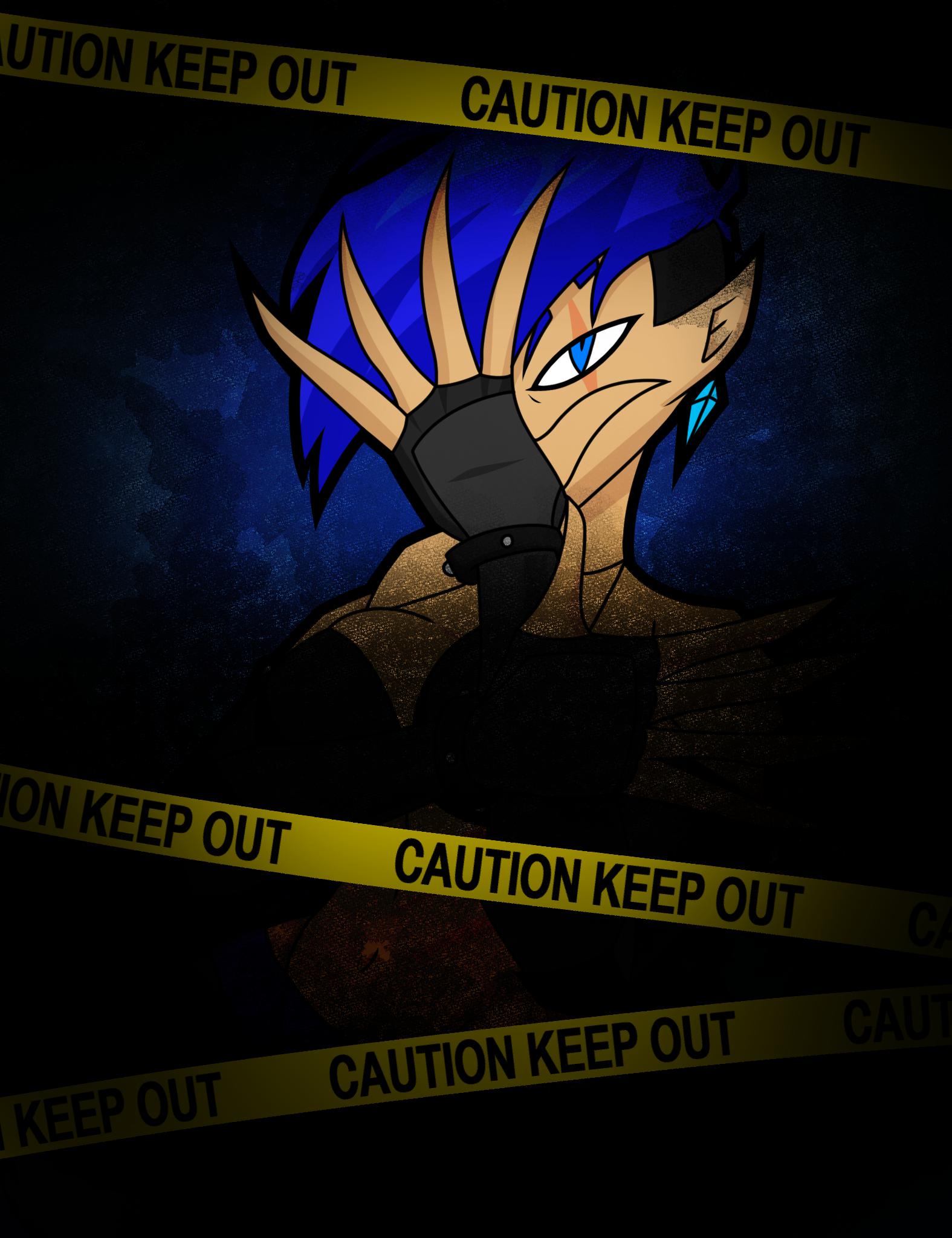 Kai Hidden in the Shadows