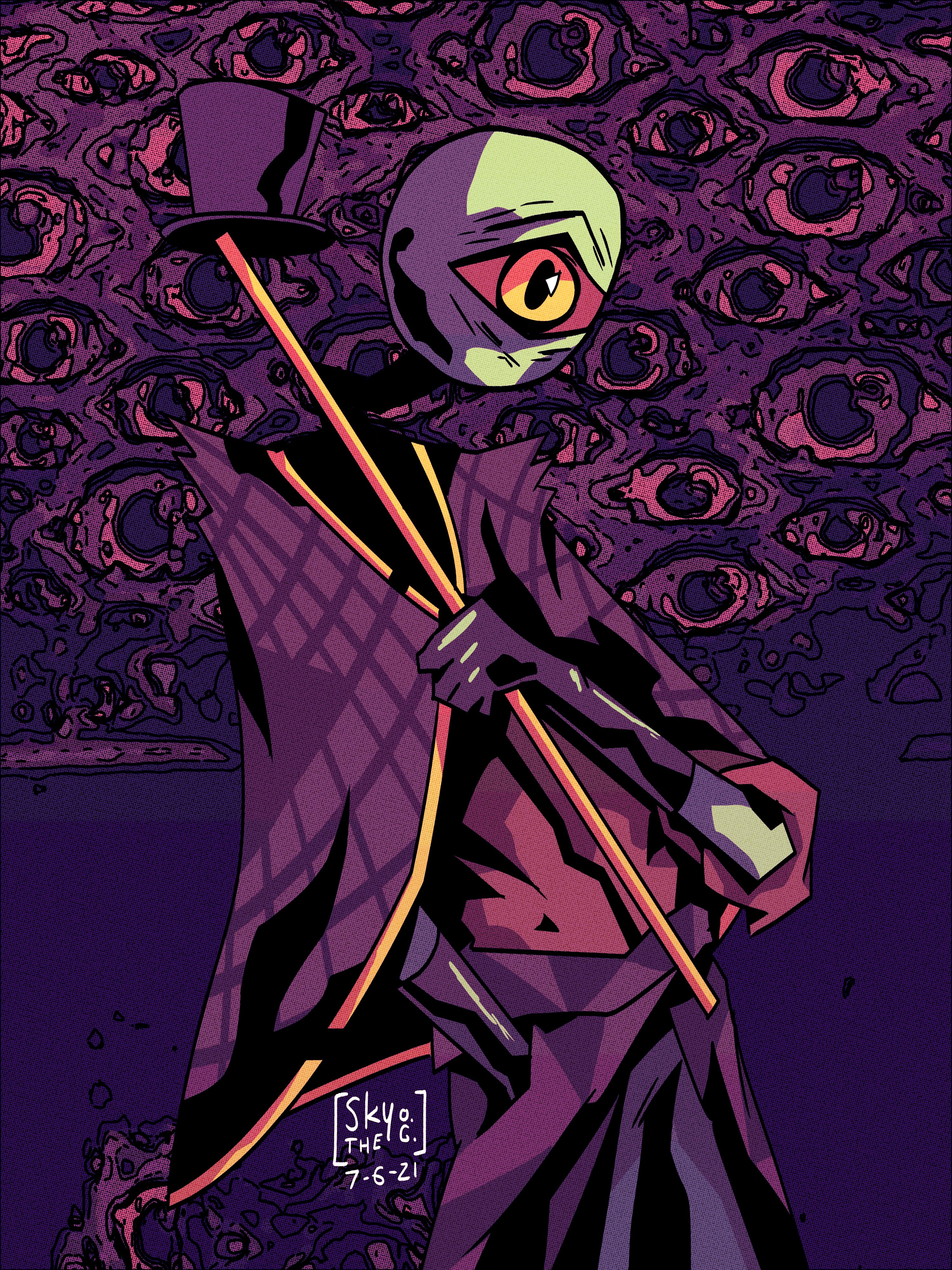 [Artfight 2021] Deeluh