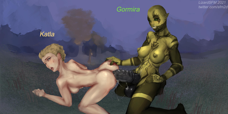 Gormira x Katla
