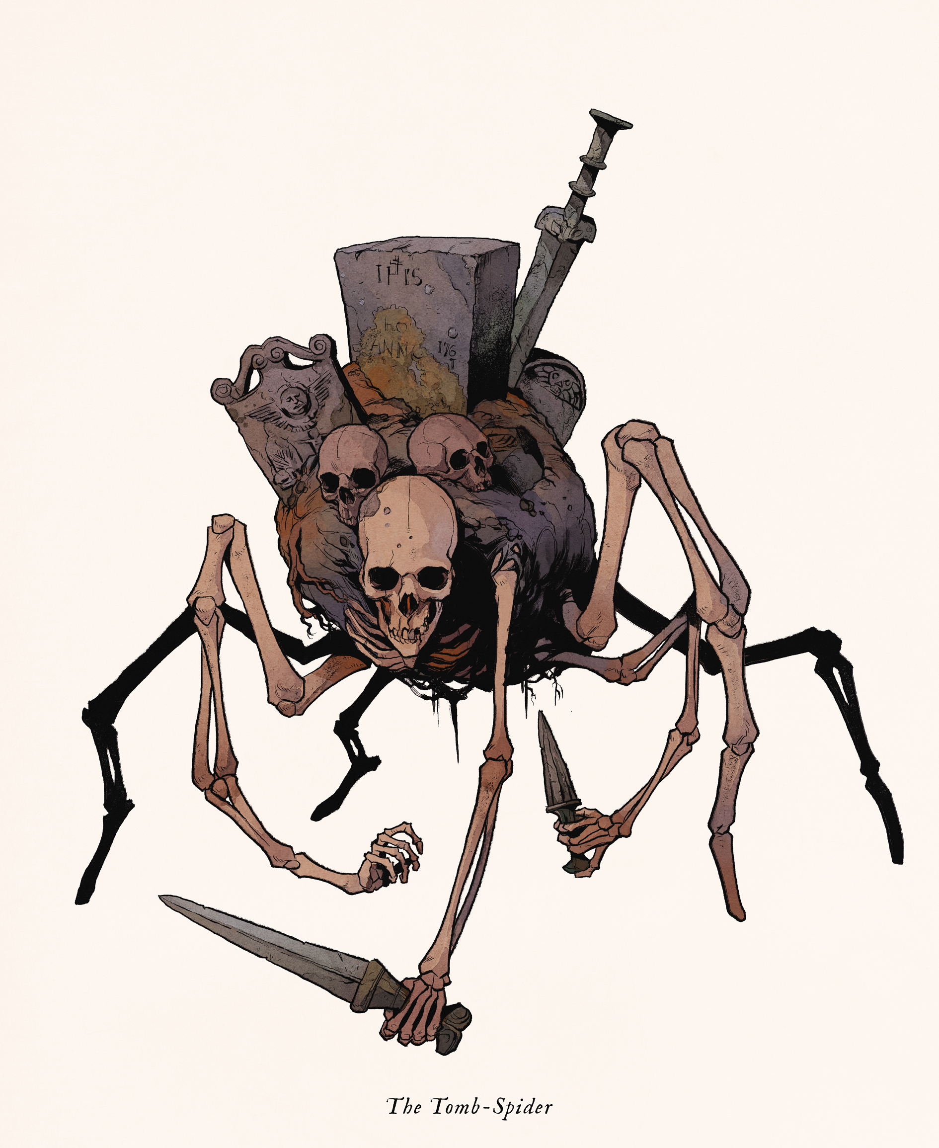 The Tomb-Spider
