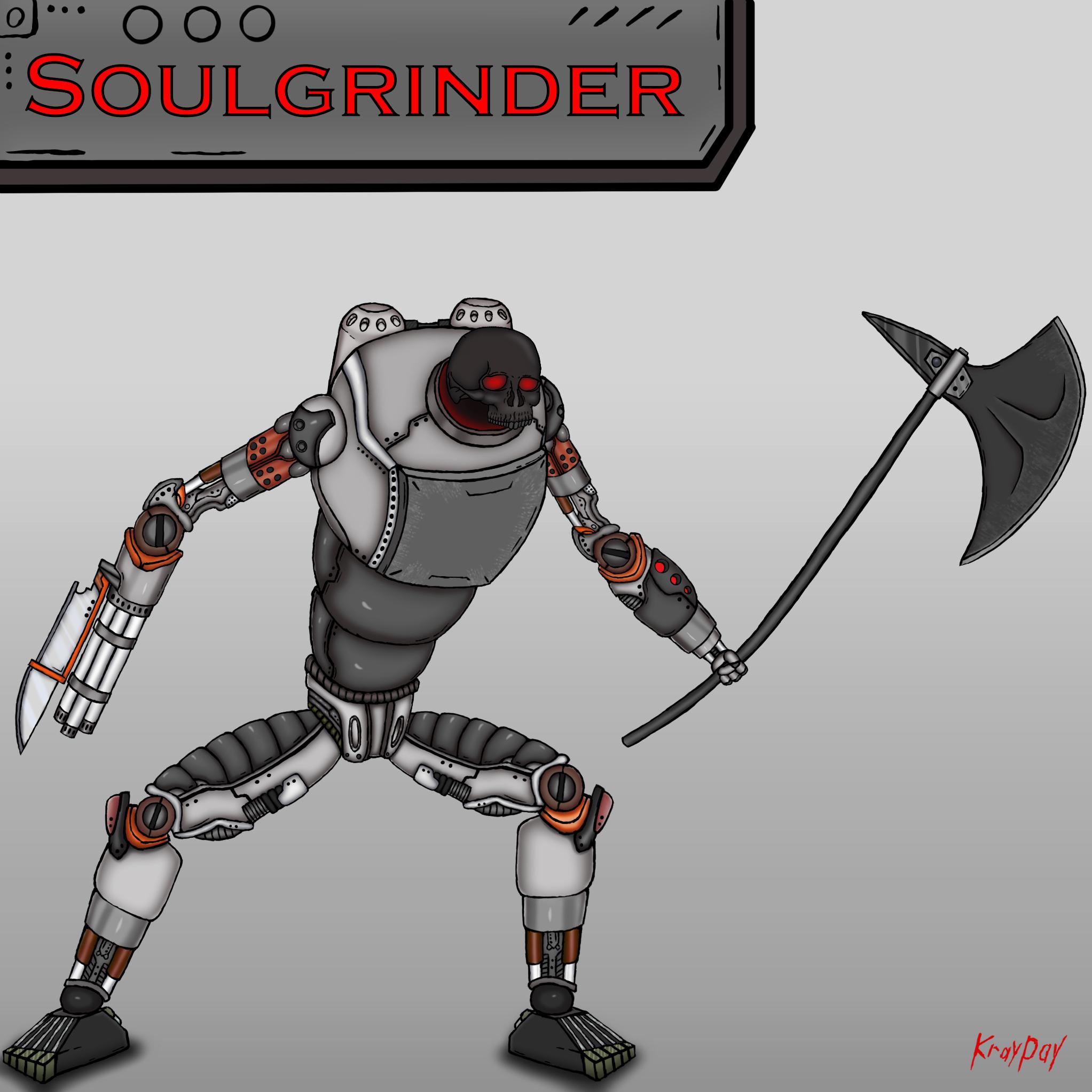 SoulGrinder