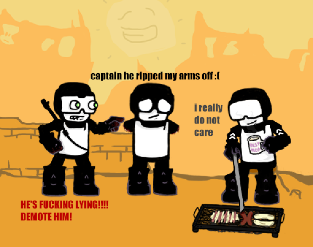 tank dispute