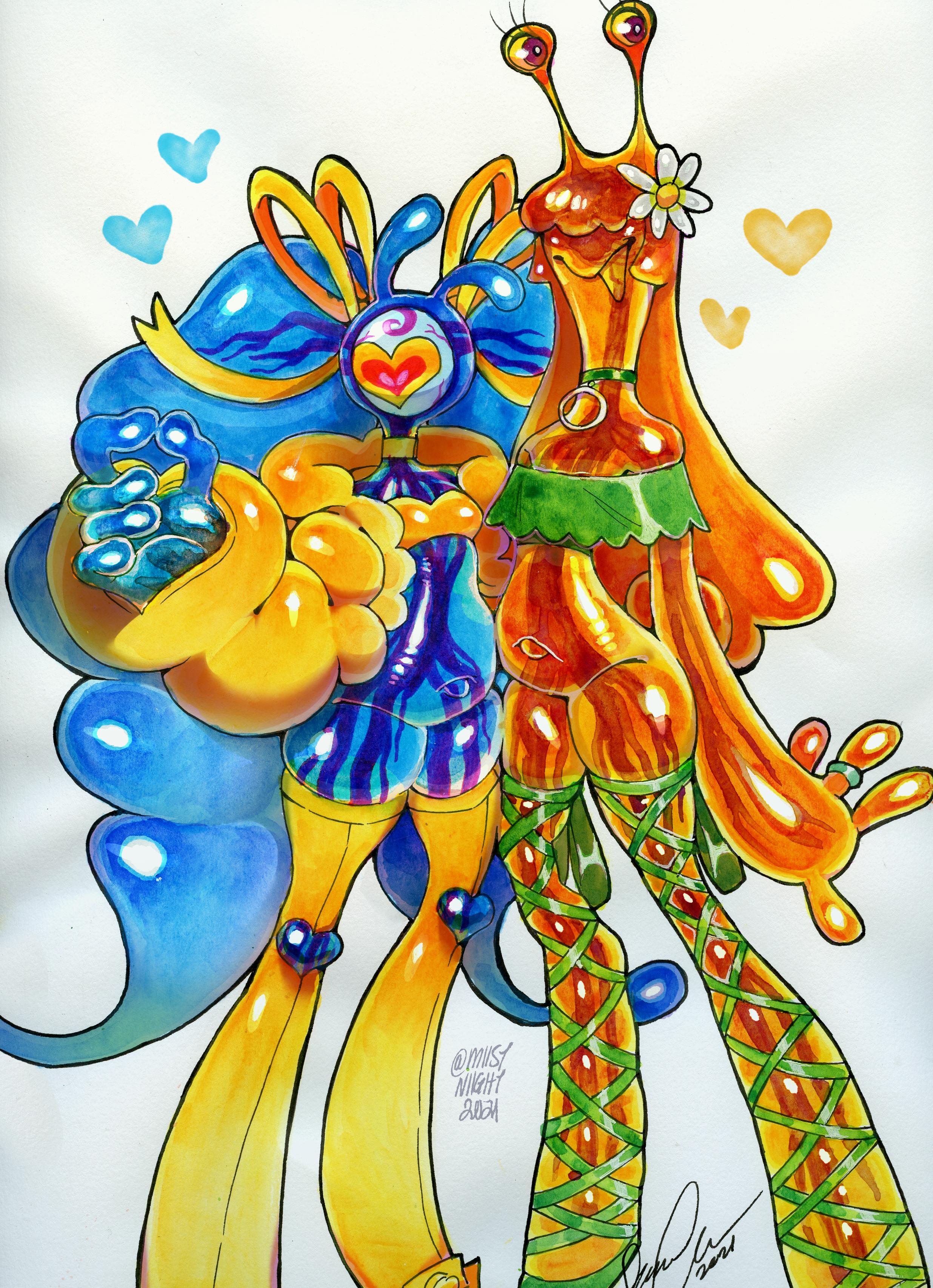 Iris x Cerebella
