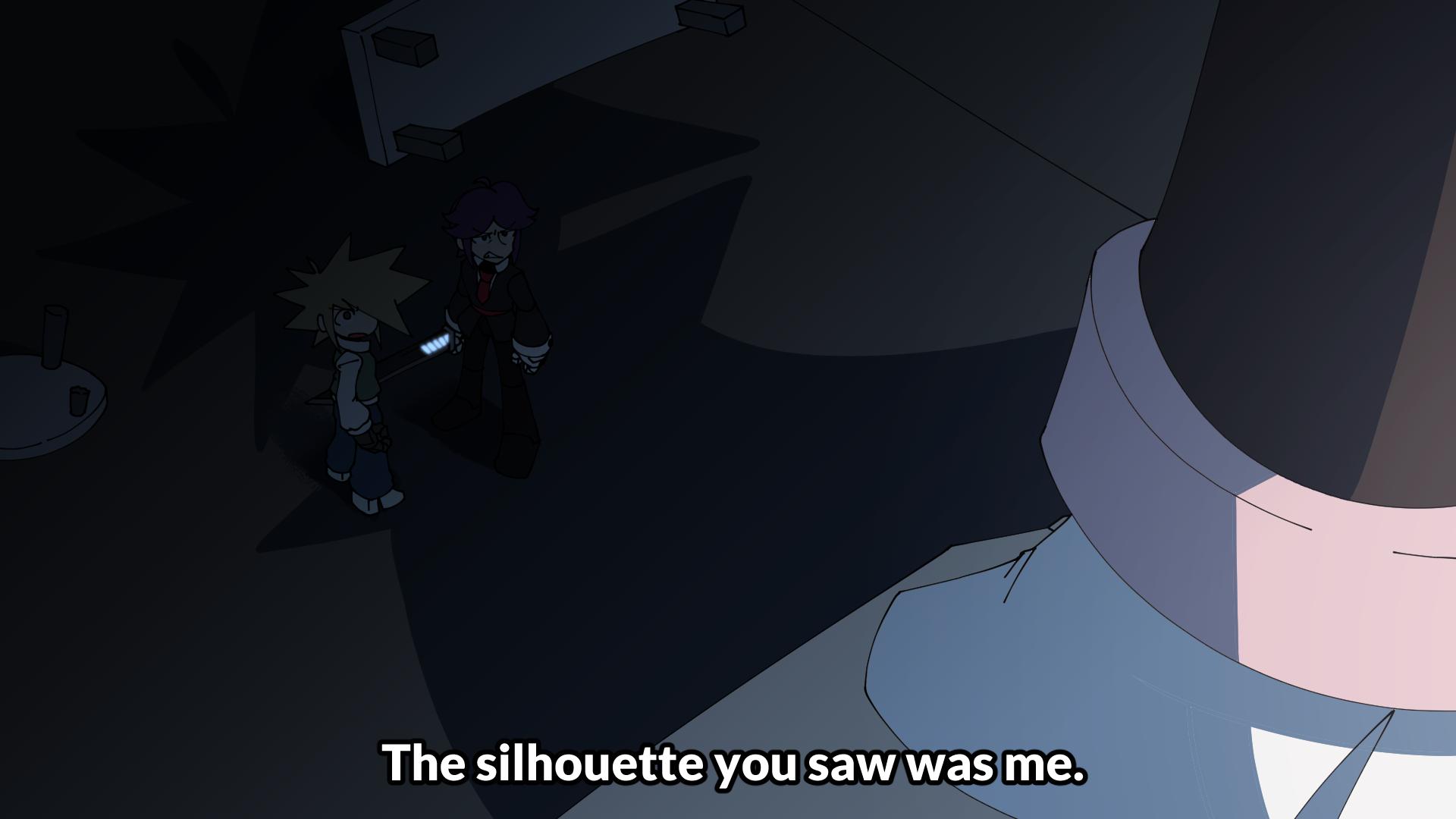 Fake Anime Screenshot