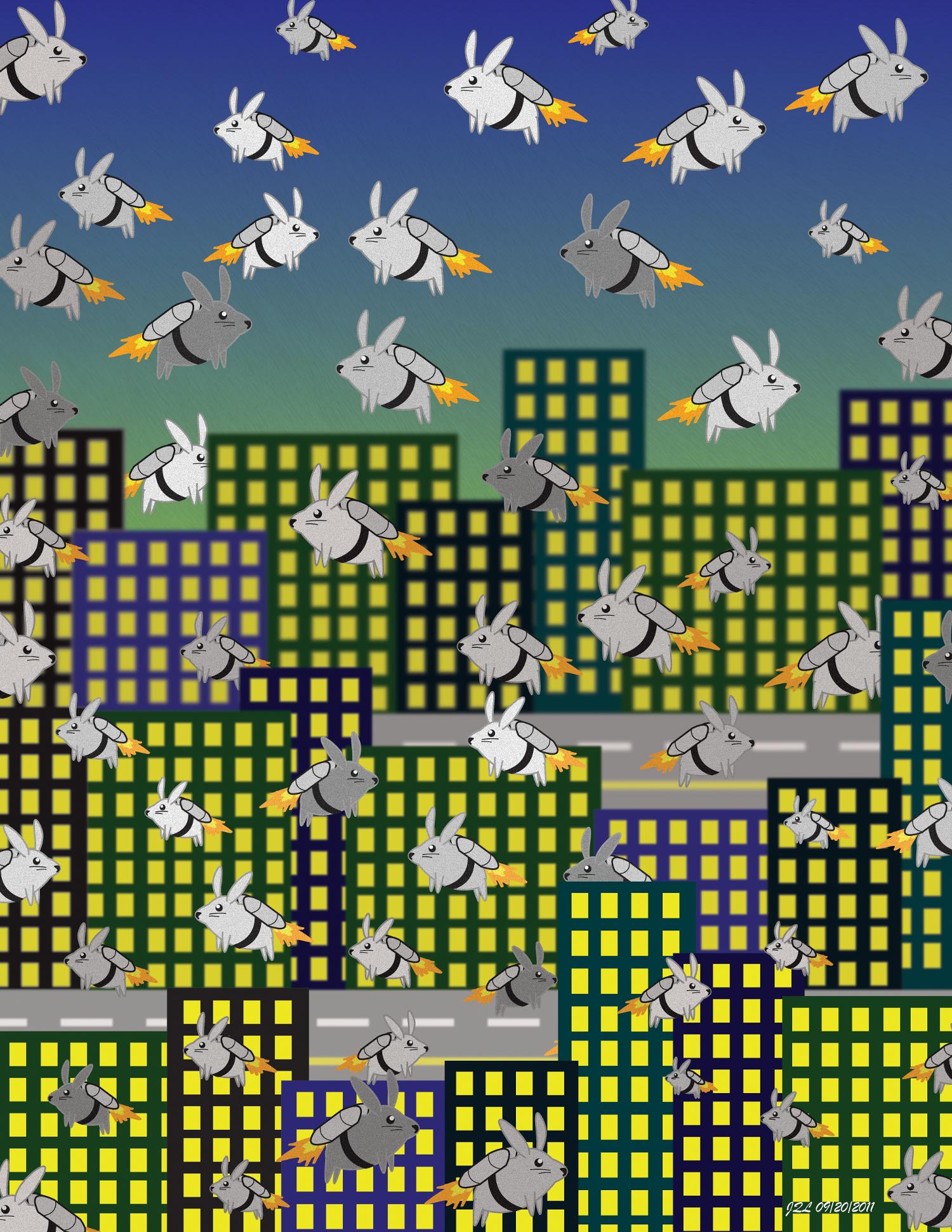 Bunny Raid