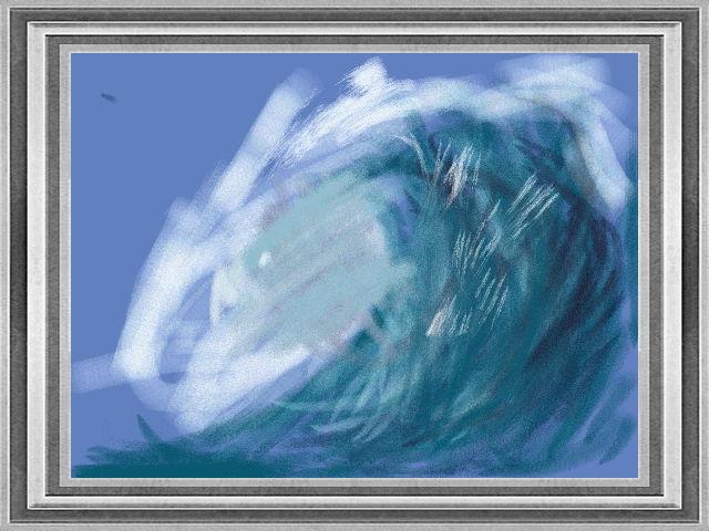Crashing Wave!