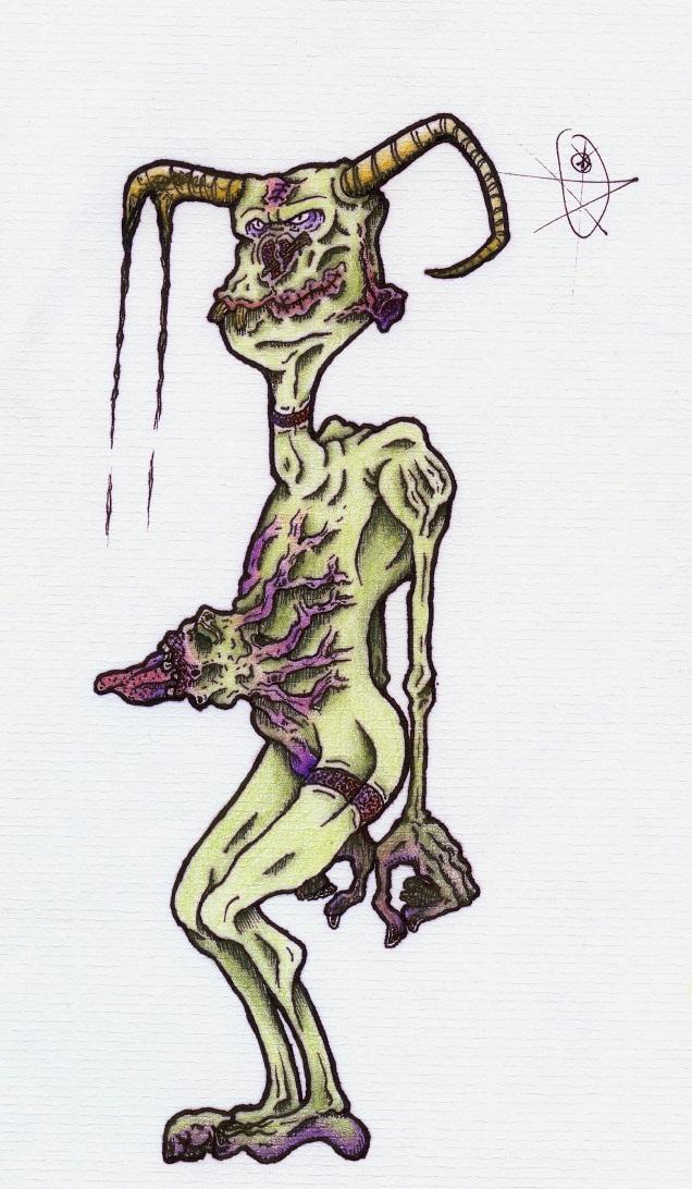 horned god