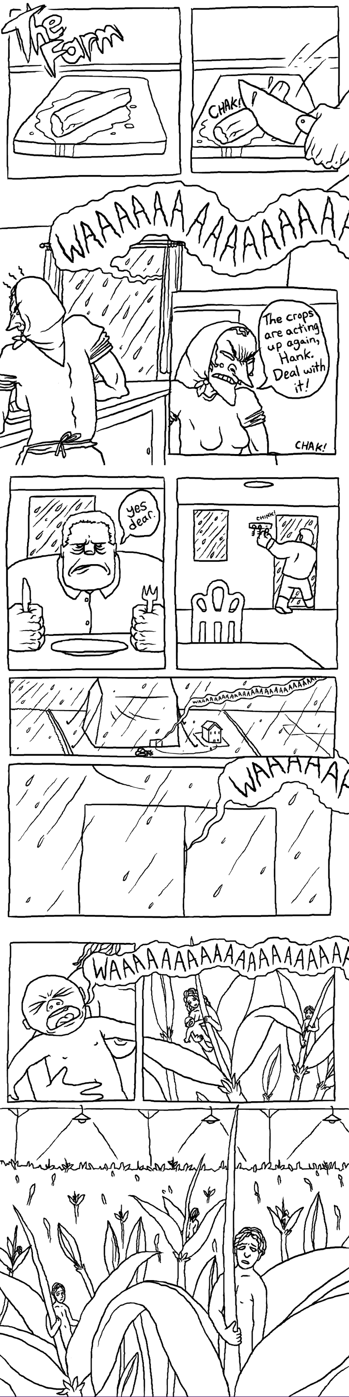 The Farm: page 1