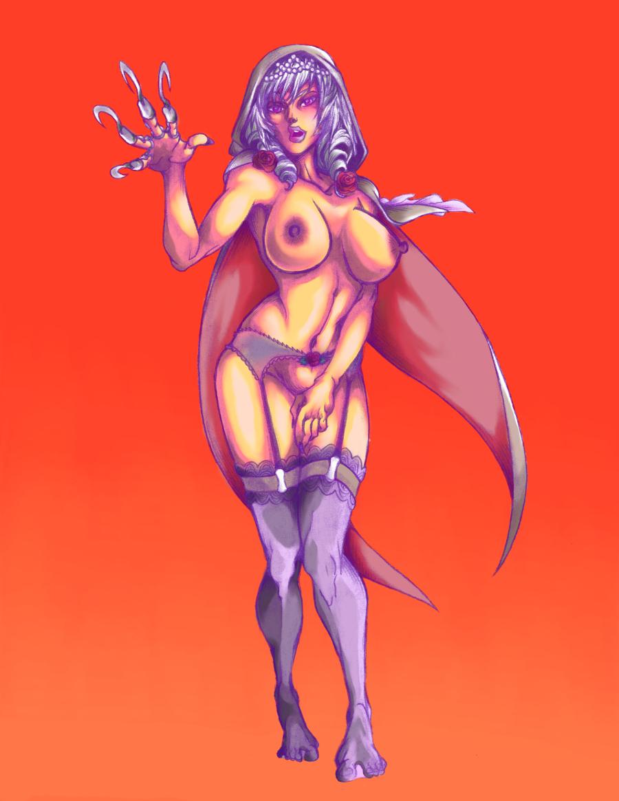 Viola Colored