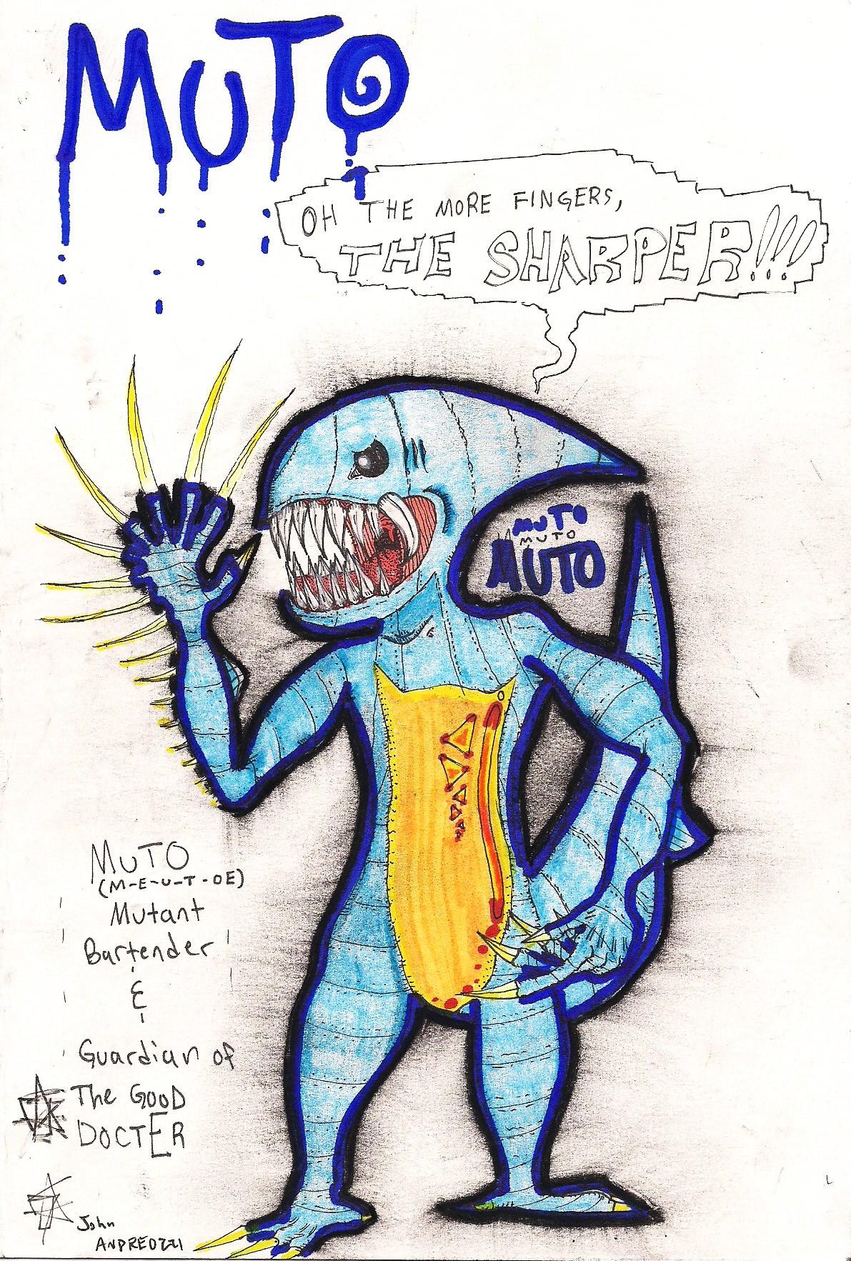 Muto (Mee-You-Toe)