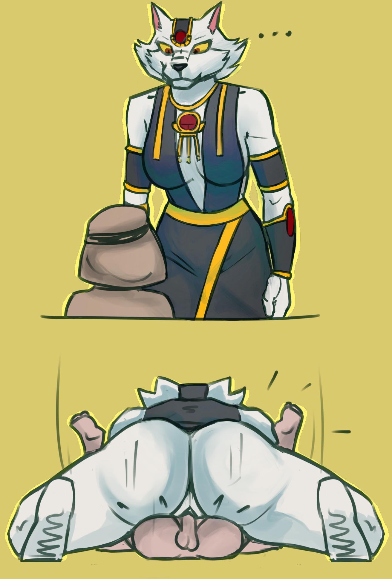 Bastet from Mummies Alive