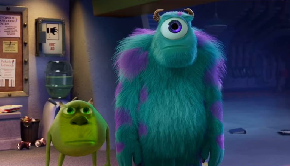 Mike and Sully Face Swap 2021 edition