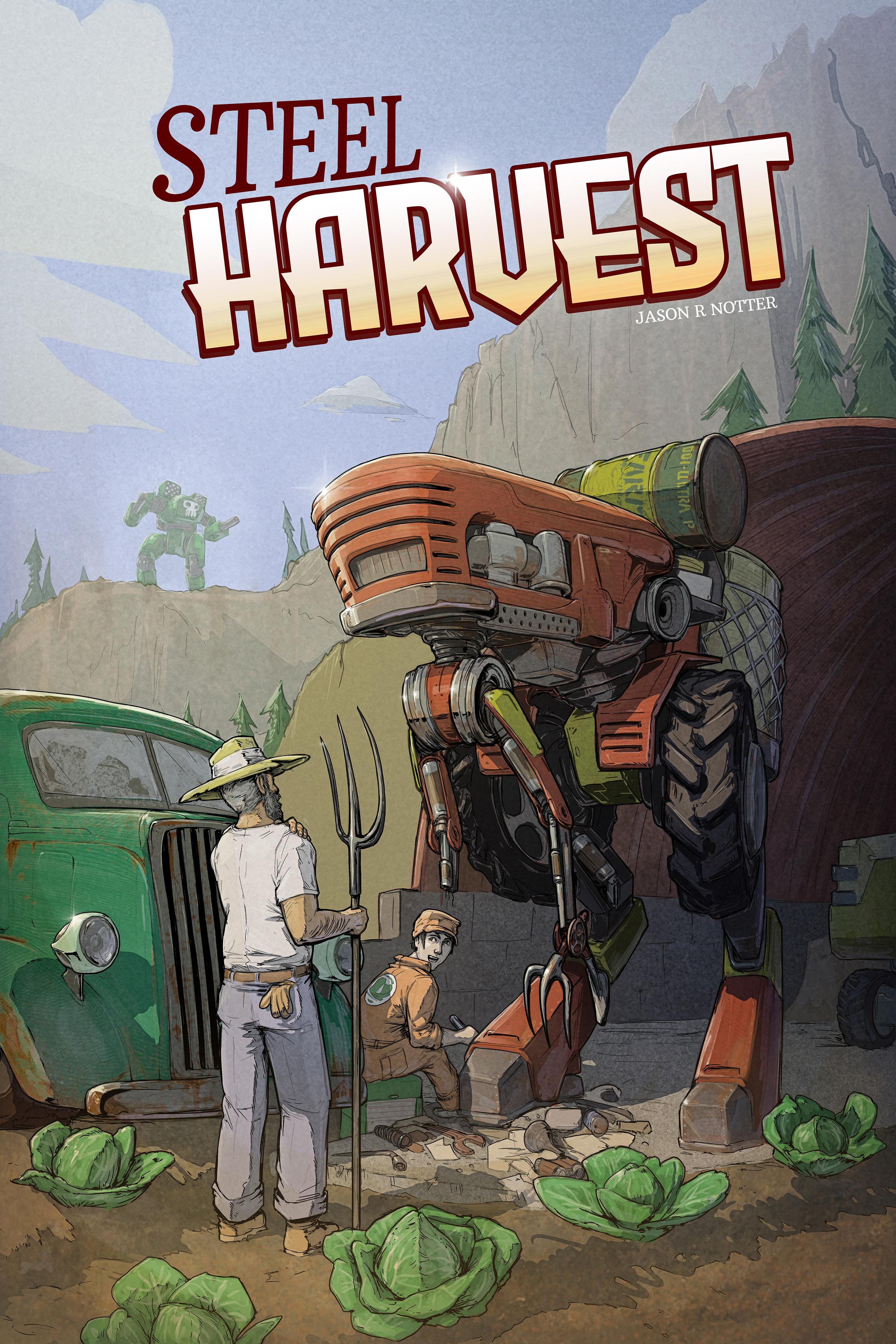 Steel Harvest