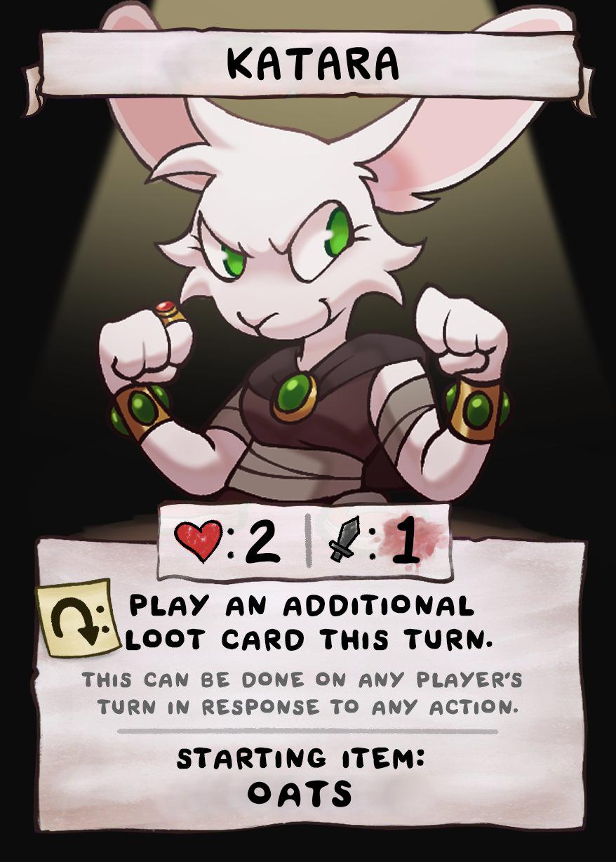 katara four souls card