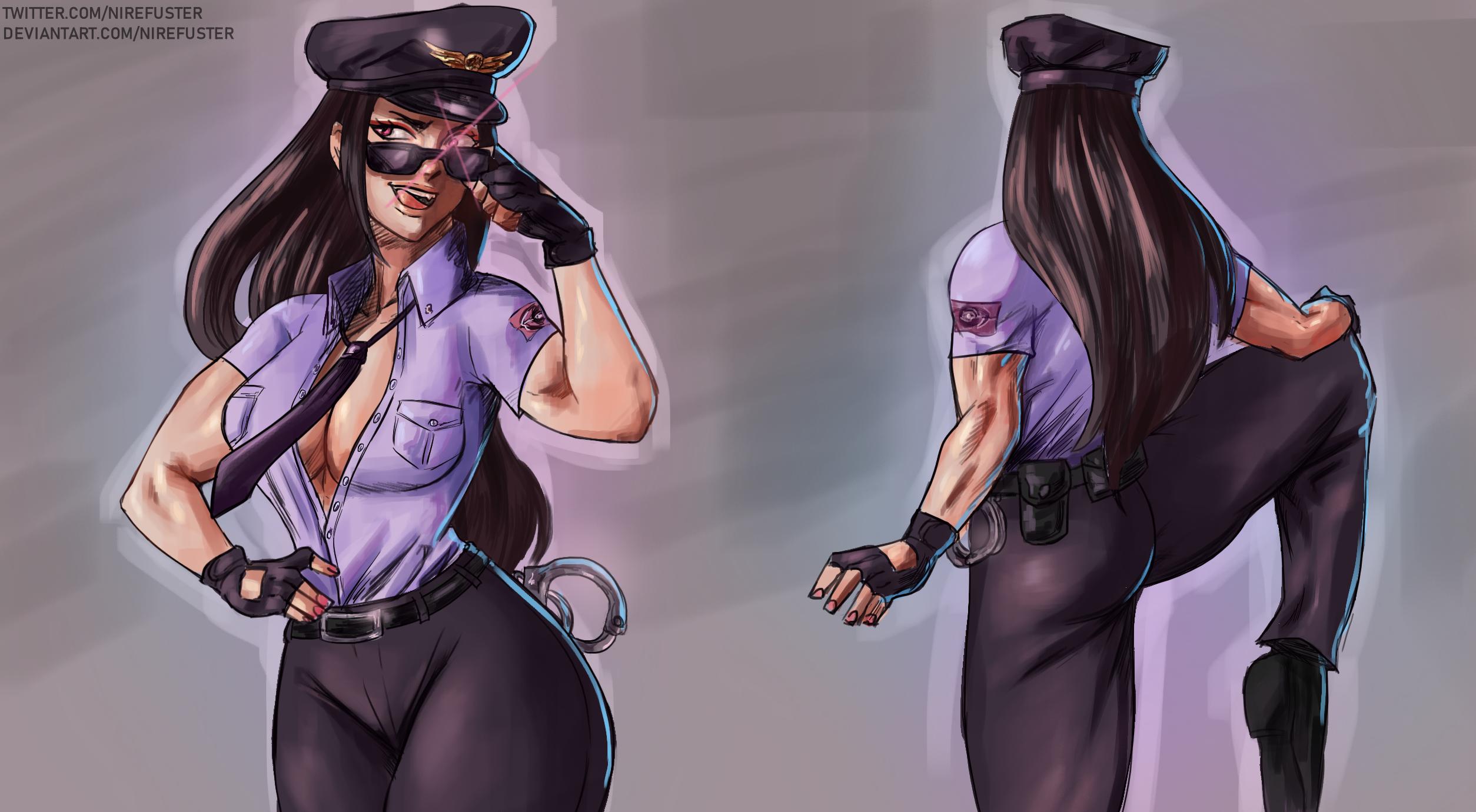 Police Officer Juri