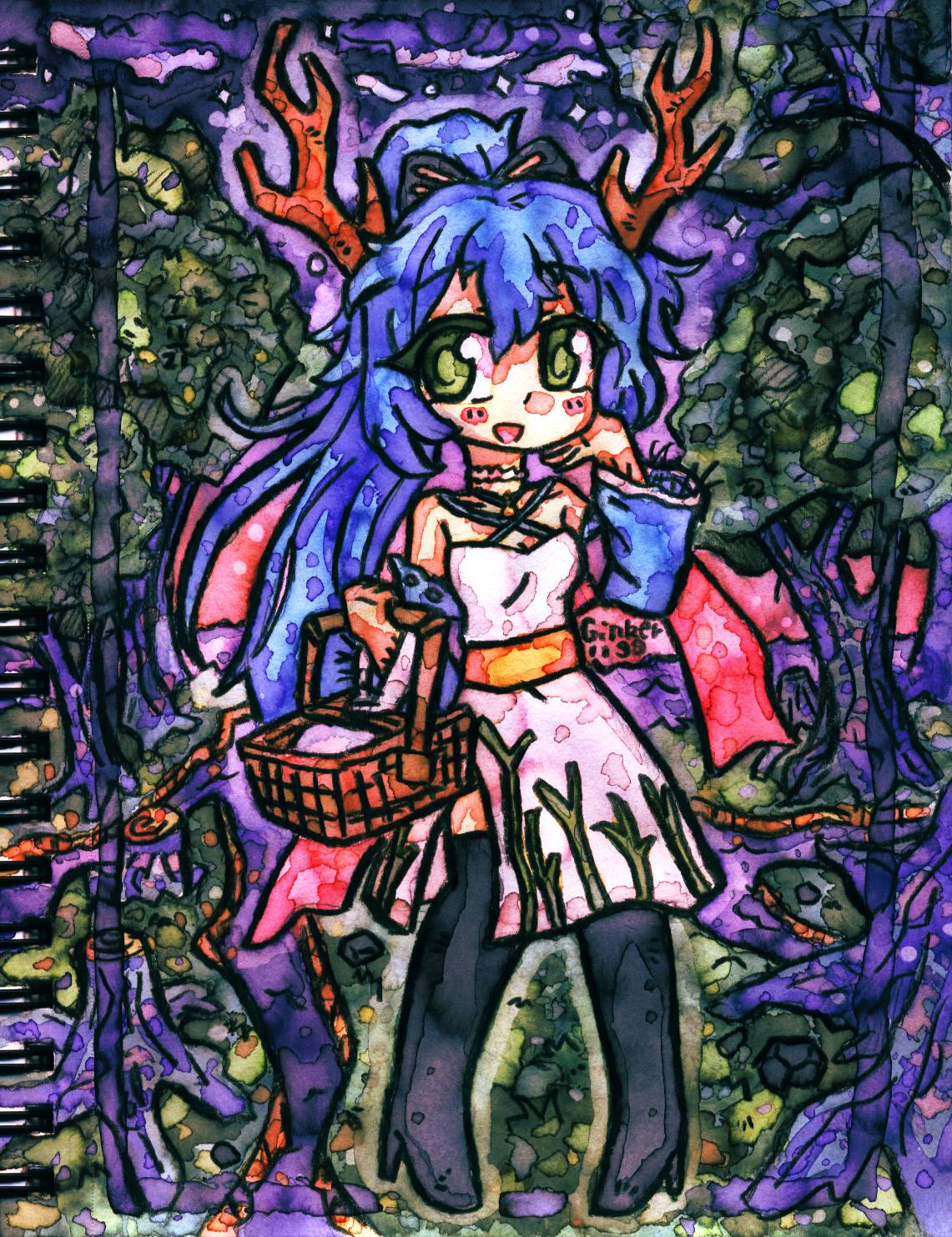 ATK 02 | Evorynth out for a picnic~