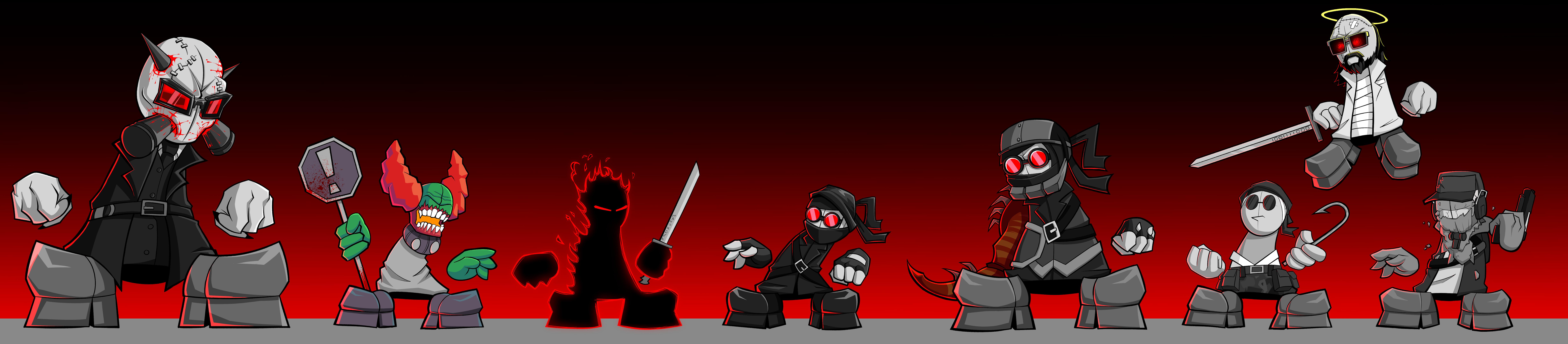 madness combat designs