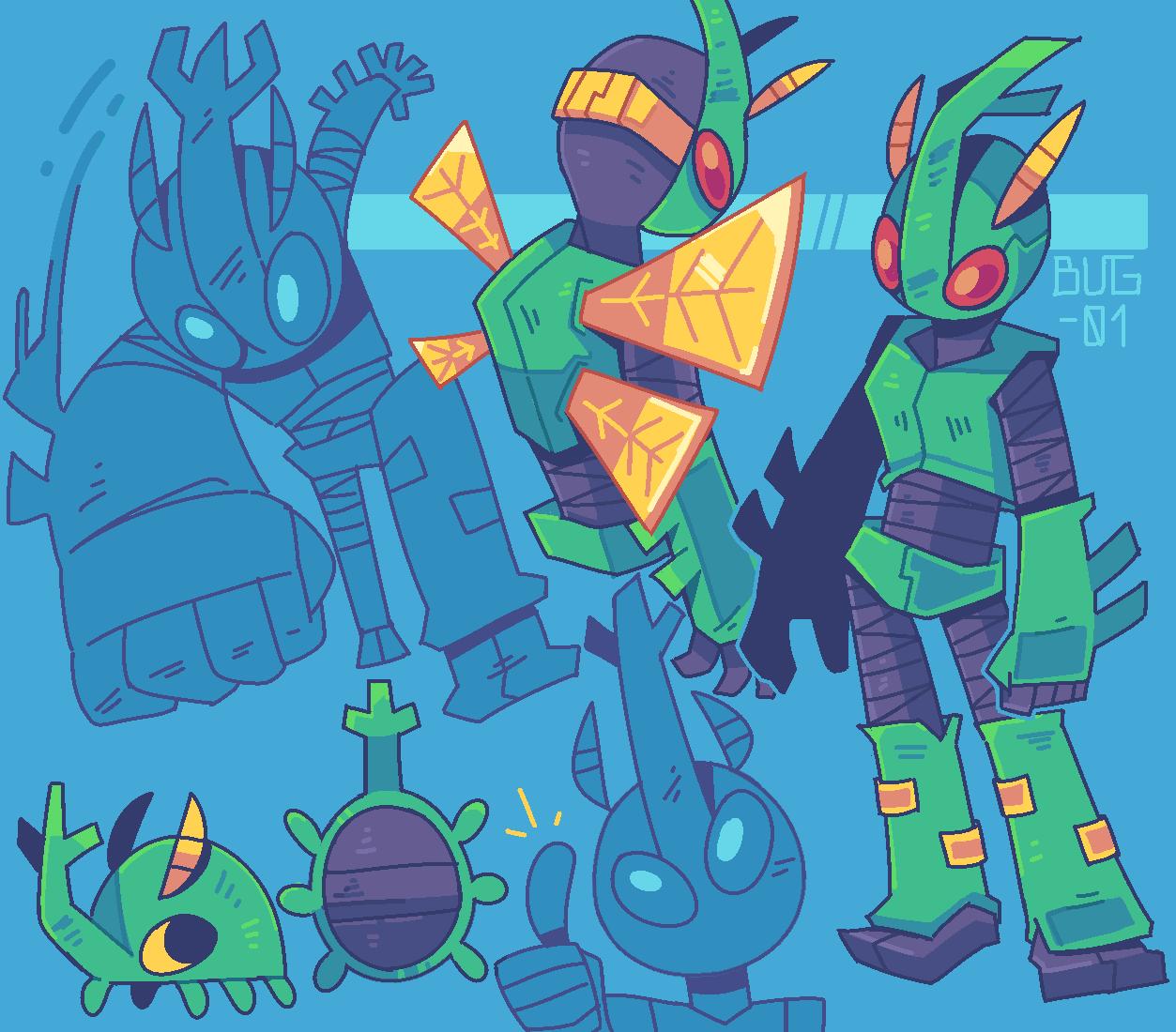 bug guy