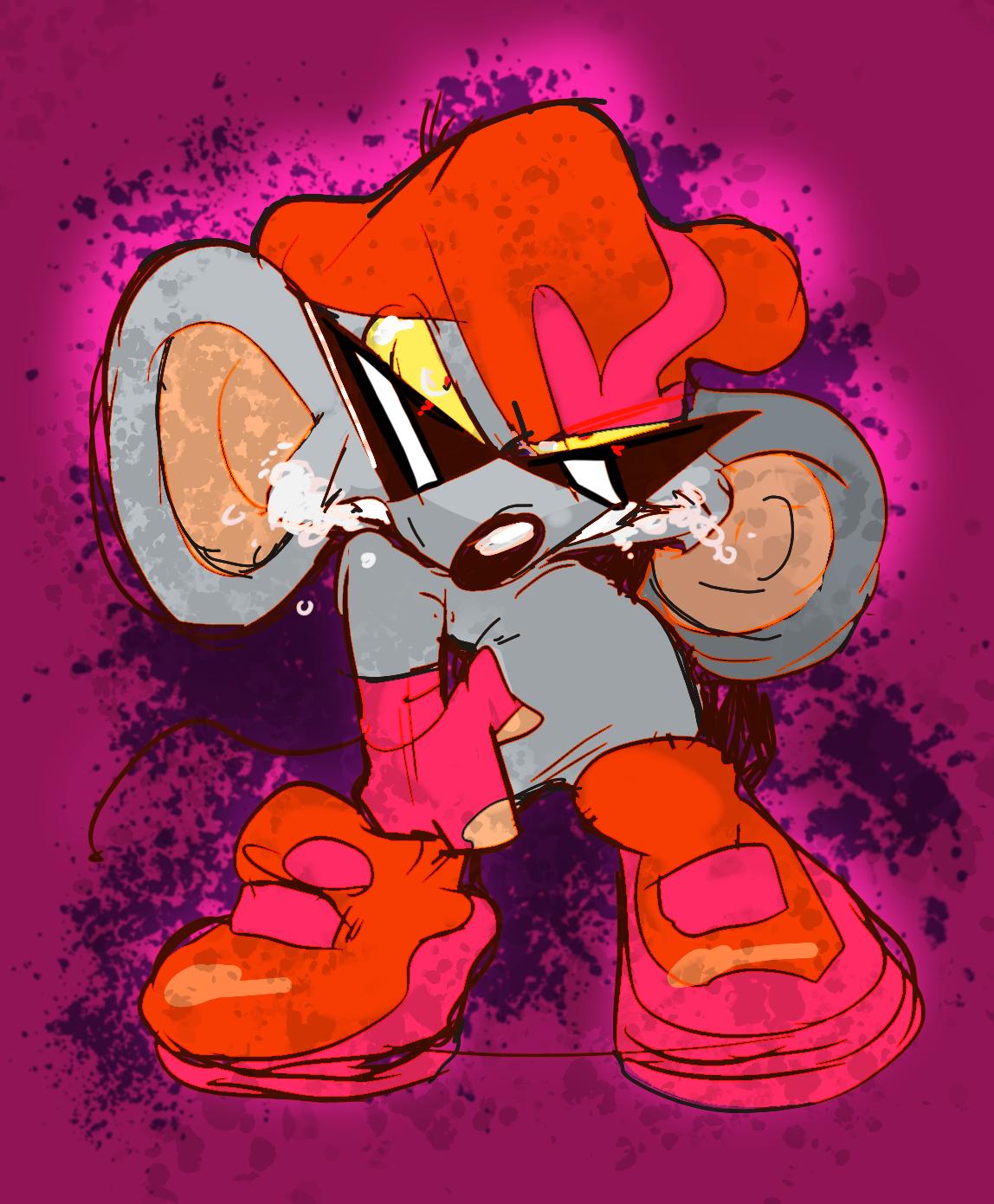 rat rage
