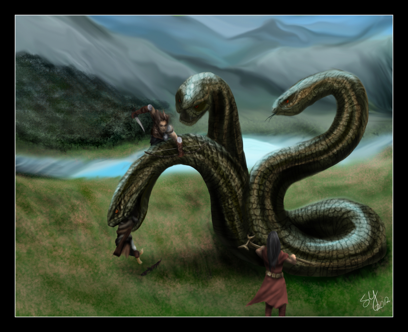 Hydra Encounter