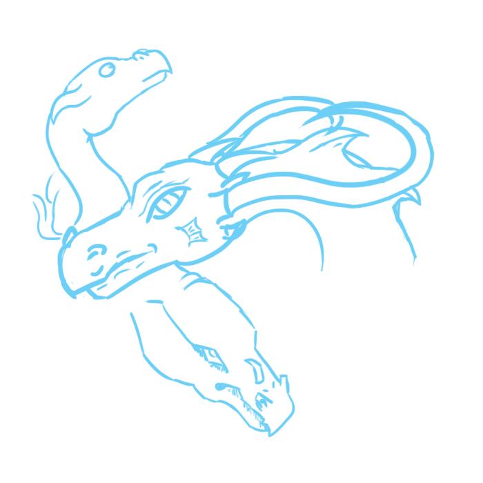 Draggins sketch