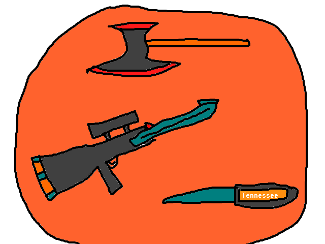 Dragon's expertly drawn weapon