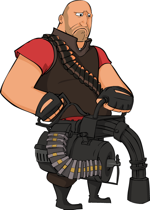 Heavy weapons guy