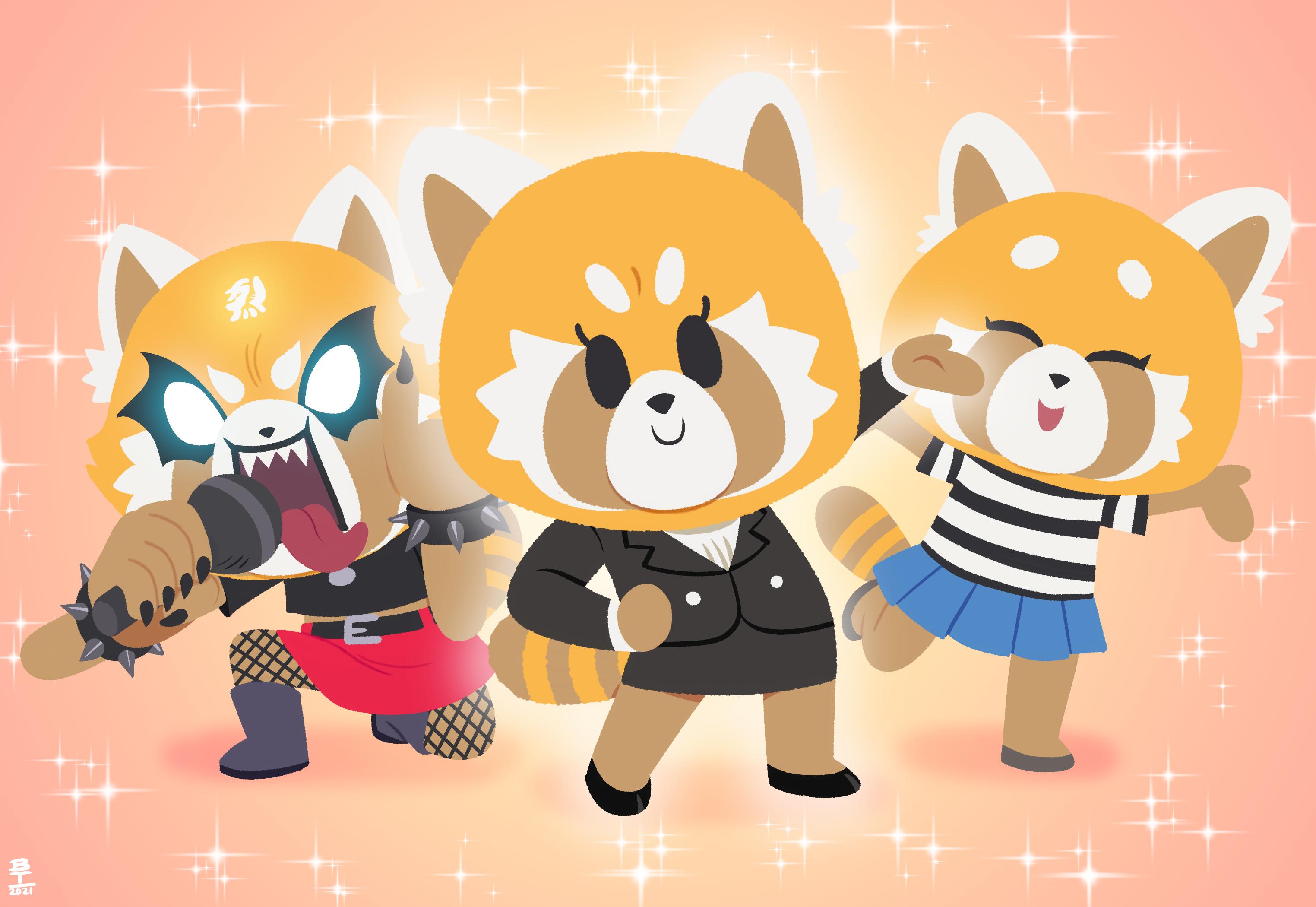 Retsuko Outfits