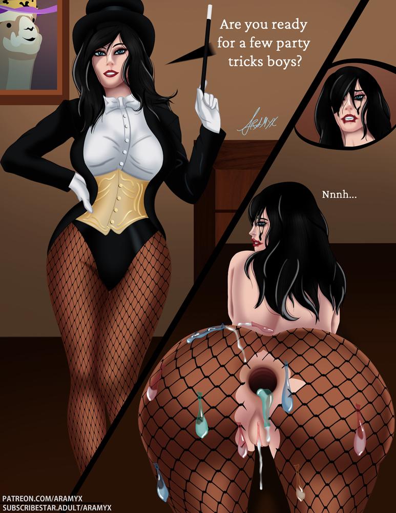 Zatanna - A Dirty Trick