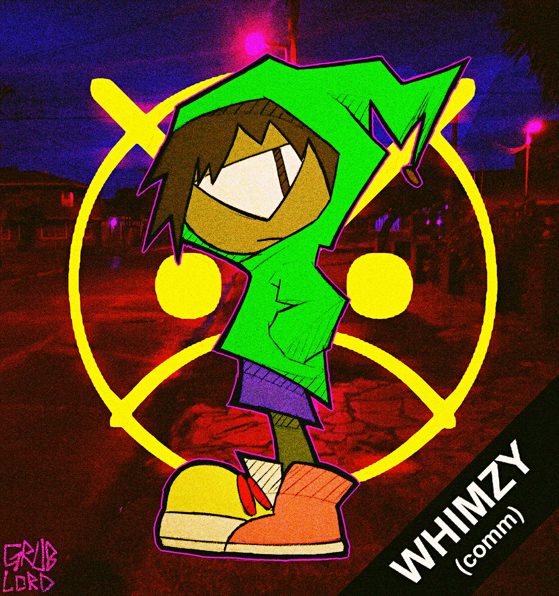 WHIMZYCLE