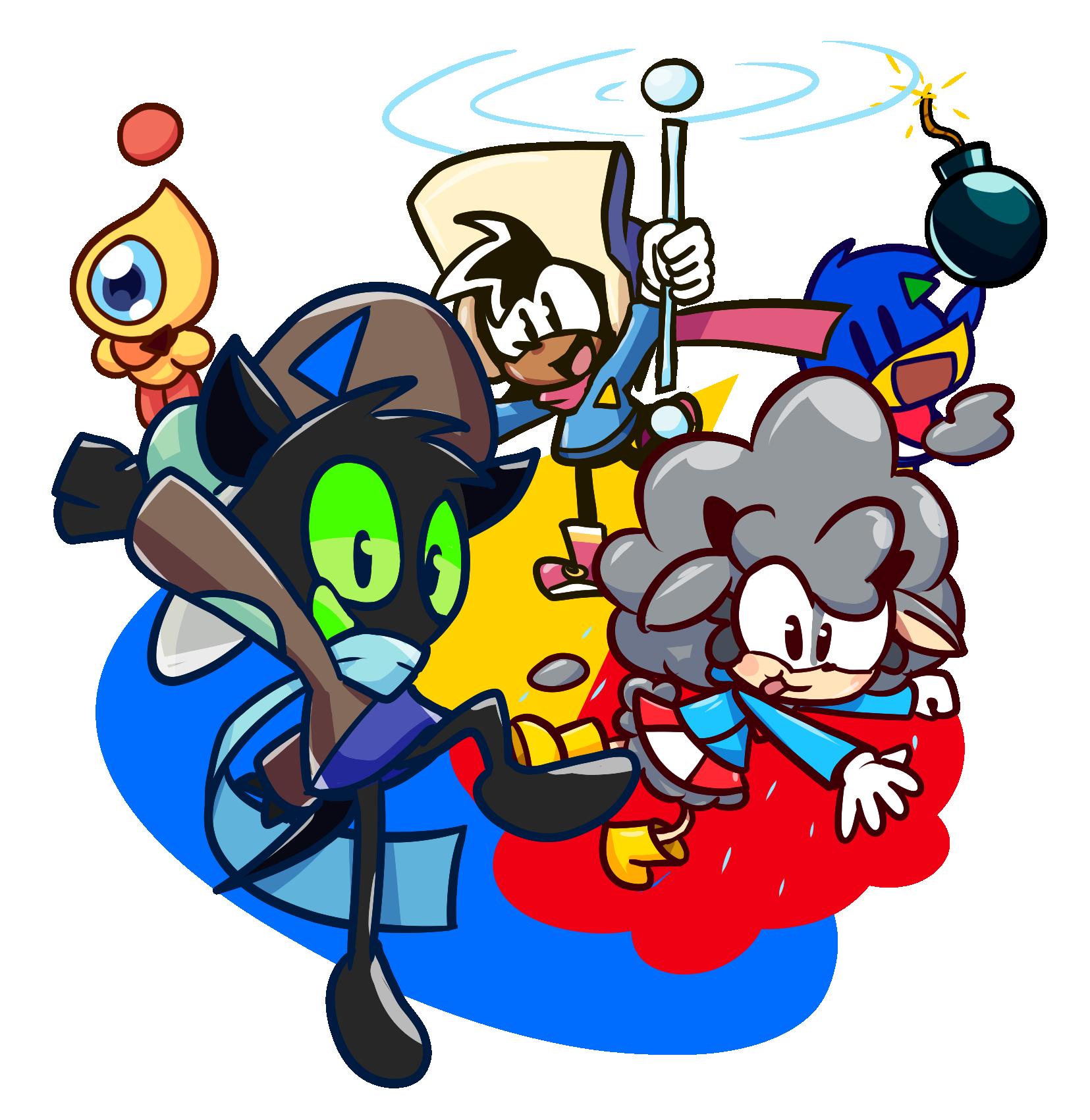Sonic Homies