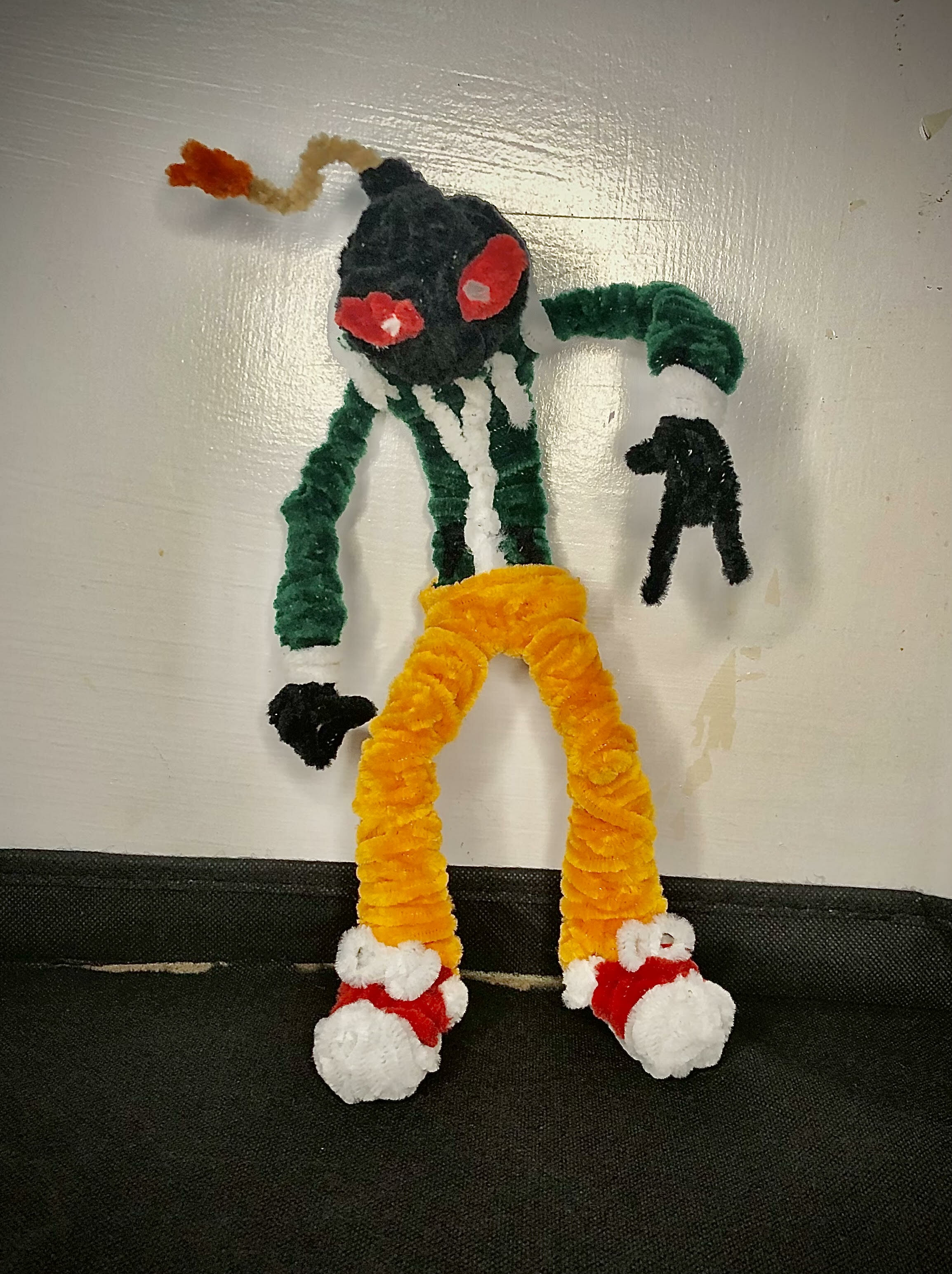 Whitty pipe cleaner