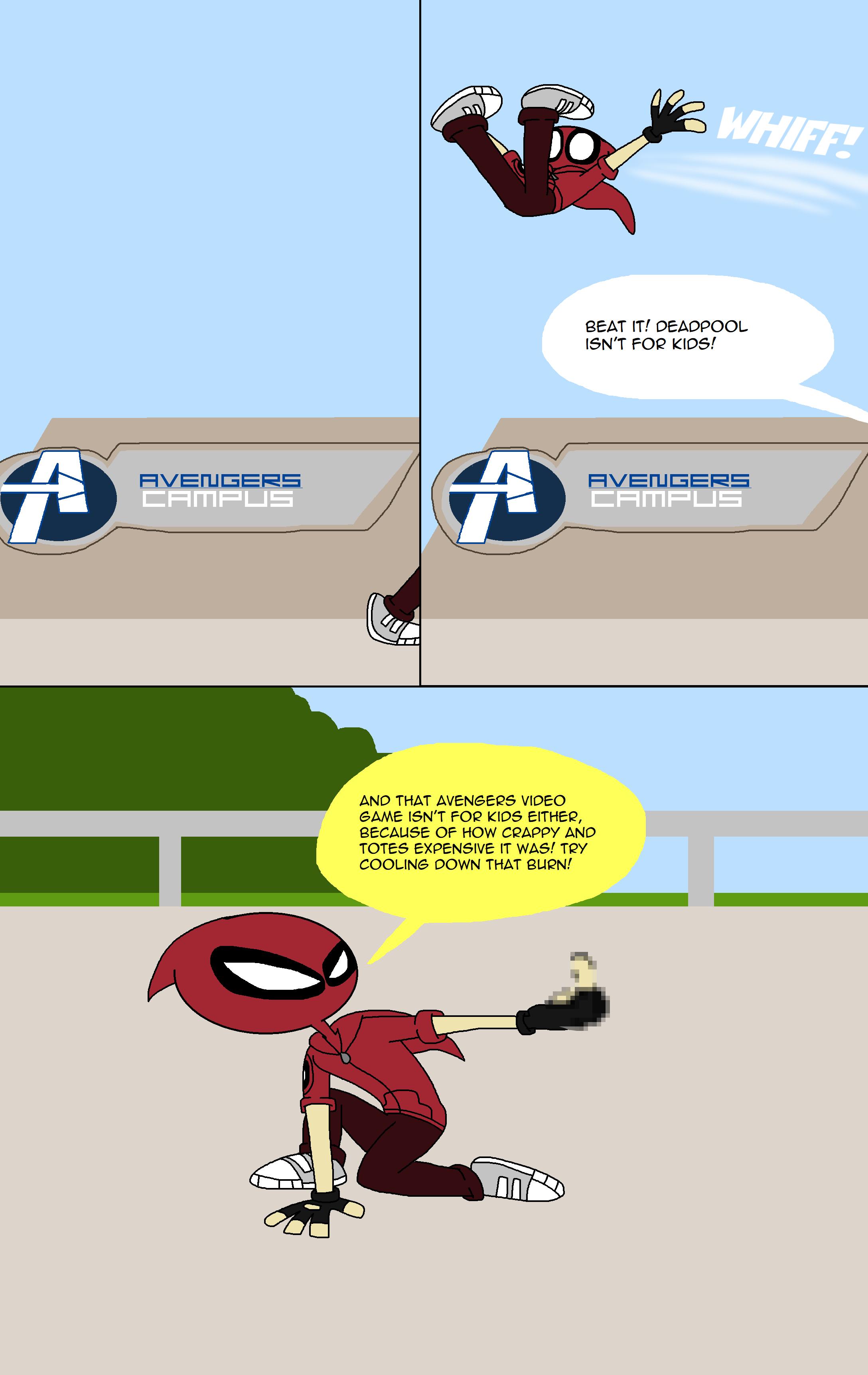 Kidpool: The Worst Dork on Campus