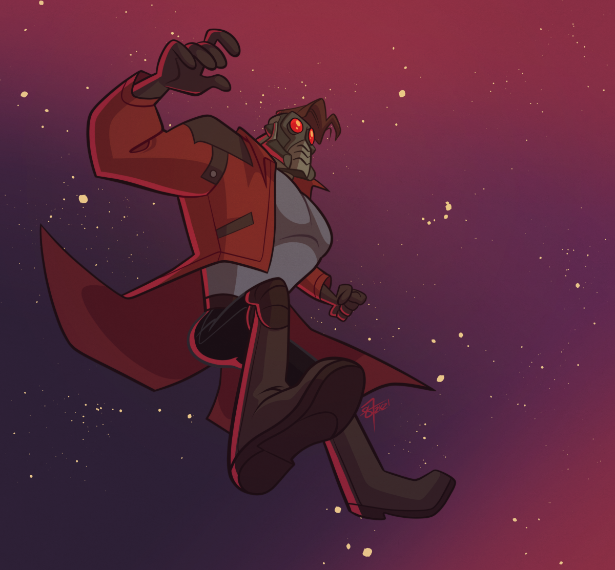 commission: starlord