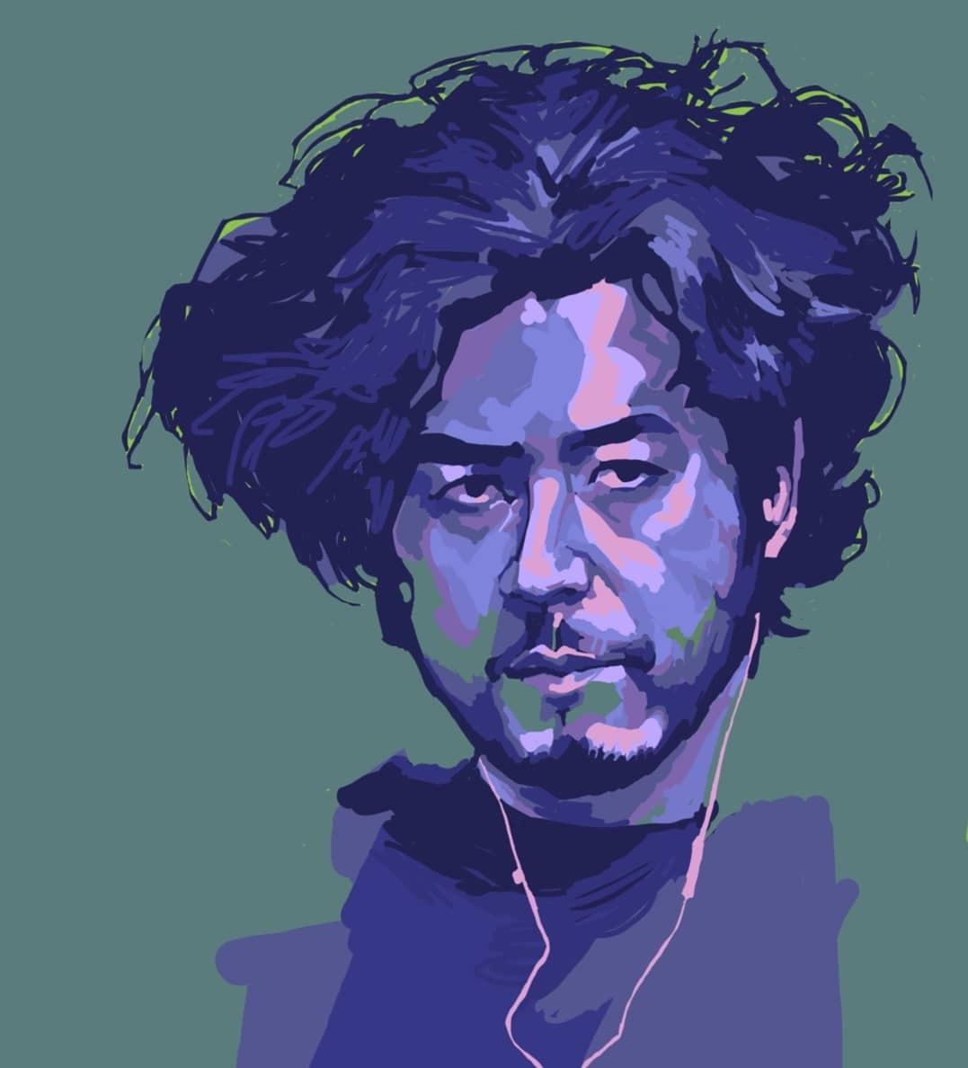 2020 Self Portrait