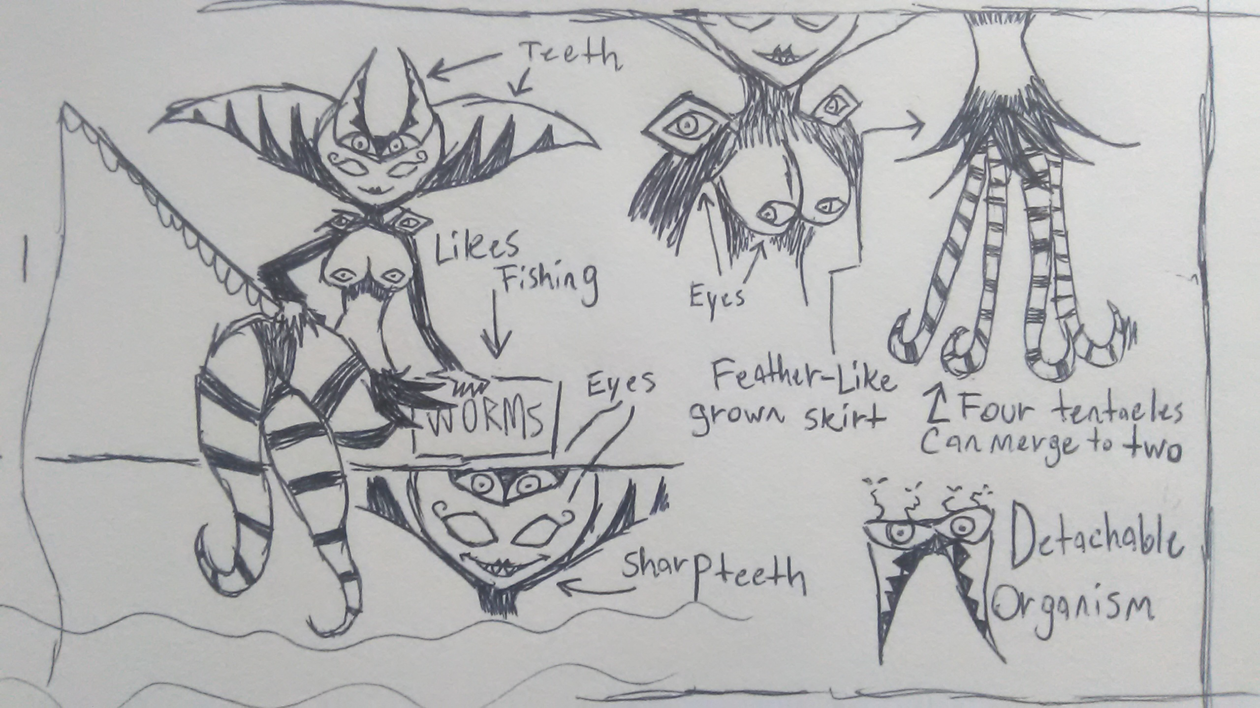 Flesh Angel Reference