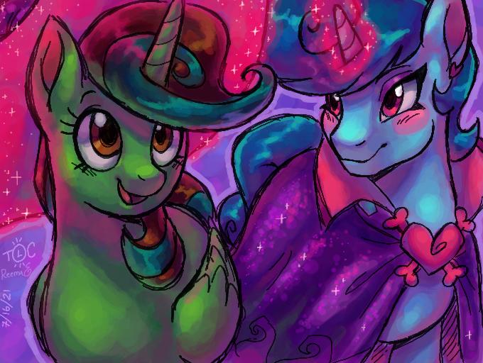 Sharing da hat