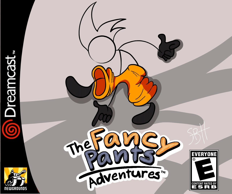 Fancy Pants Adventures for Dreamcast