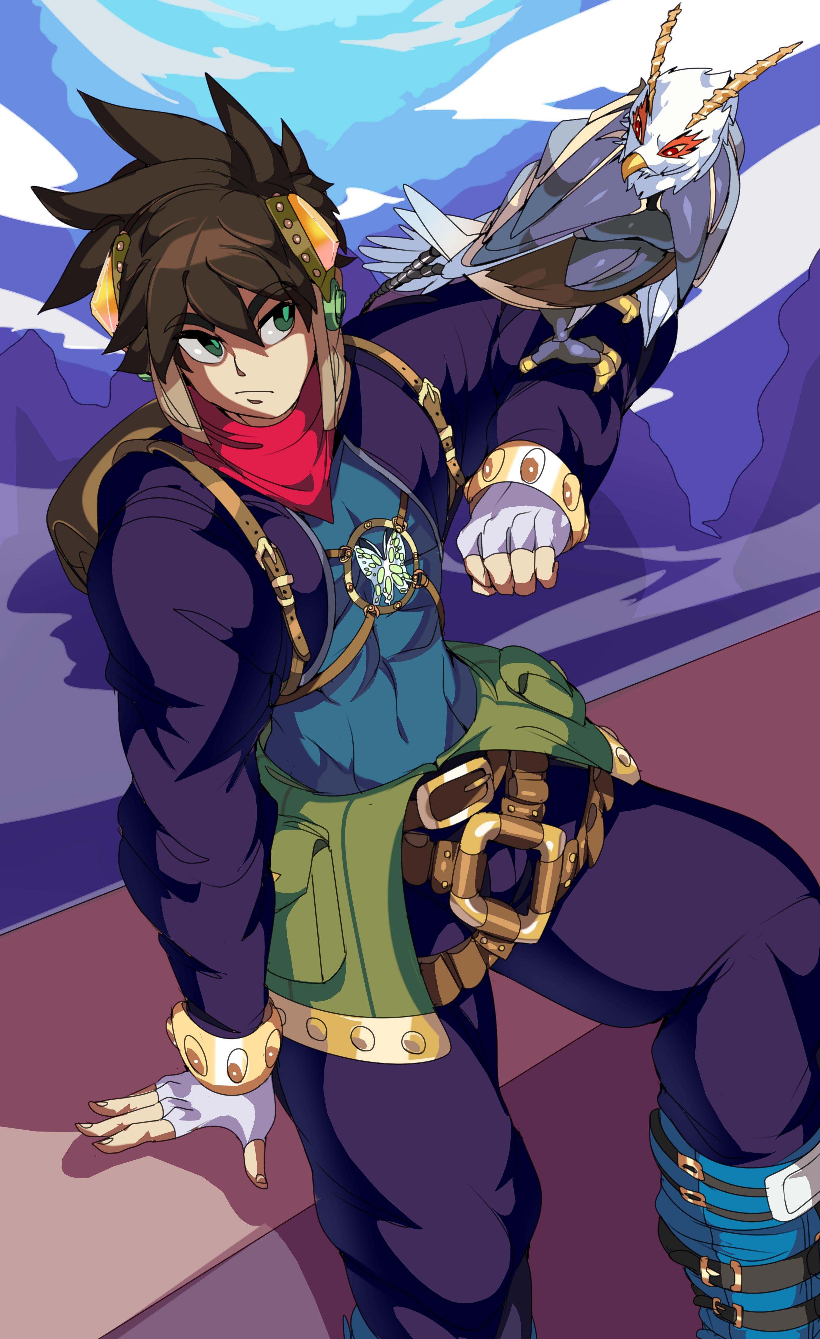 Ryudo (Grandia 2) comm