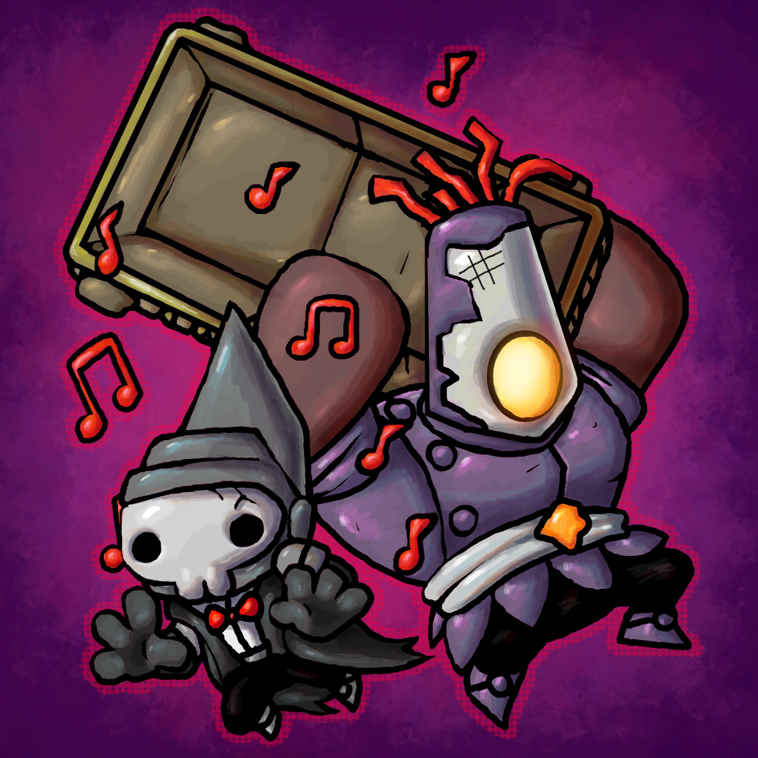Cyclops and Undead Groom