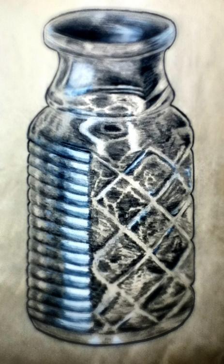 Charcoal Bottle